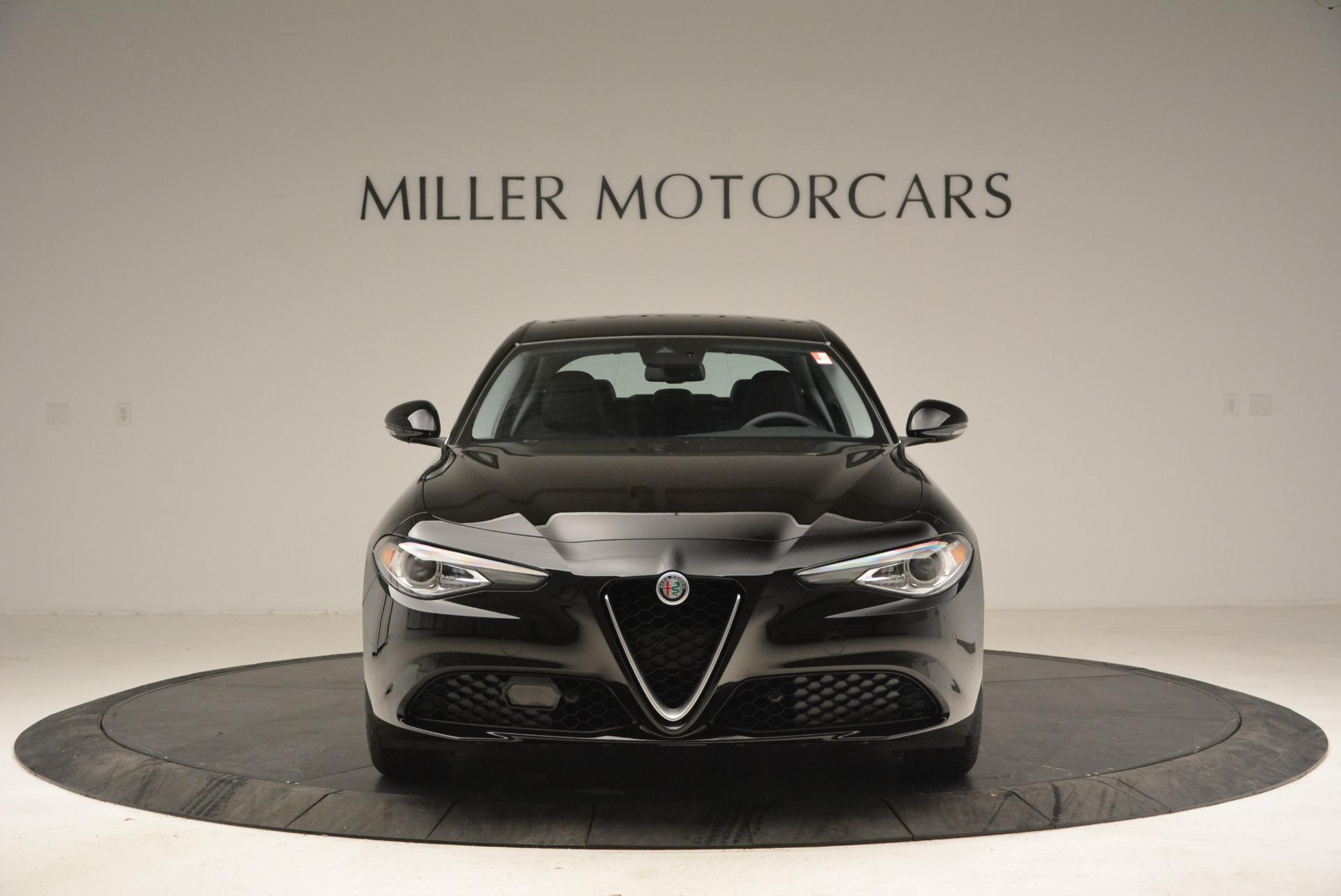 New 2018 Alfa Romeo Giulia Ti Q4 For Sale In Westport, CT 2177_p12