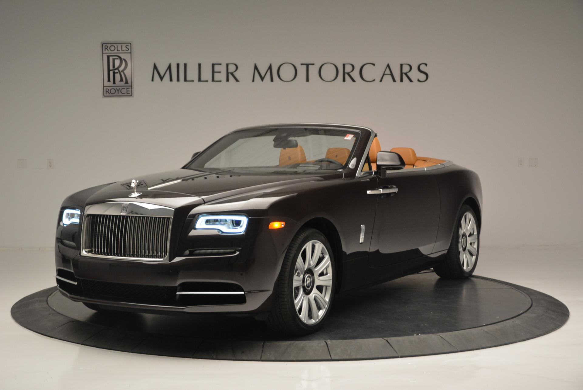Used 2018 Rolls-Royce Dawn  For Sale In Westport, CT 2178_main