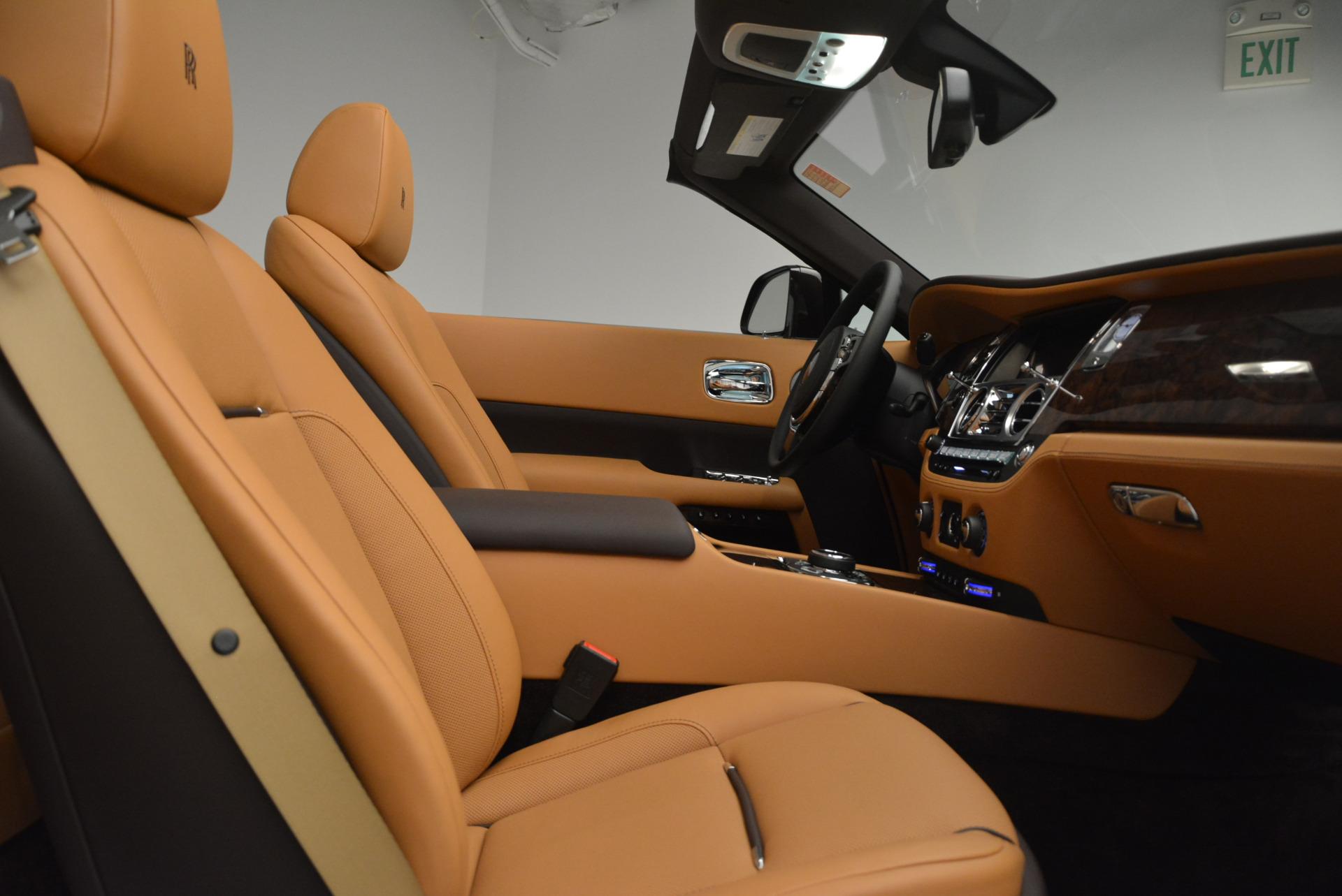 Used 2018 Rolls-Royce Dawn  For Sale In Westport, CT 2178_p29