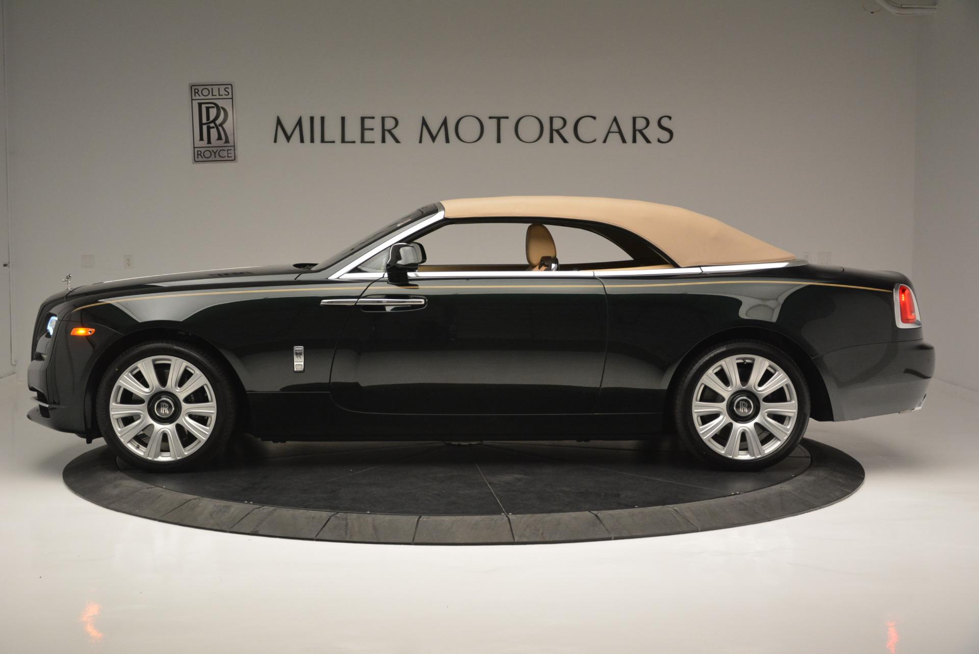 Used 2018 Rolls-Royce Dawn  For Sale In Westport, CT 2179_p10