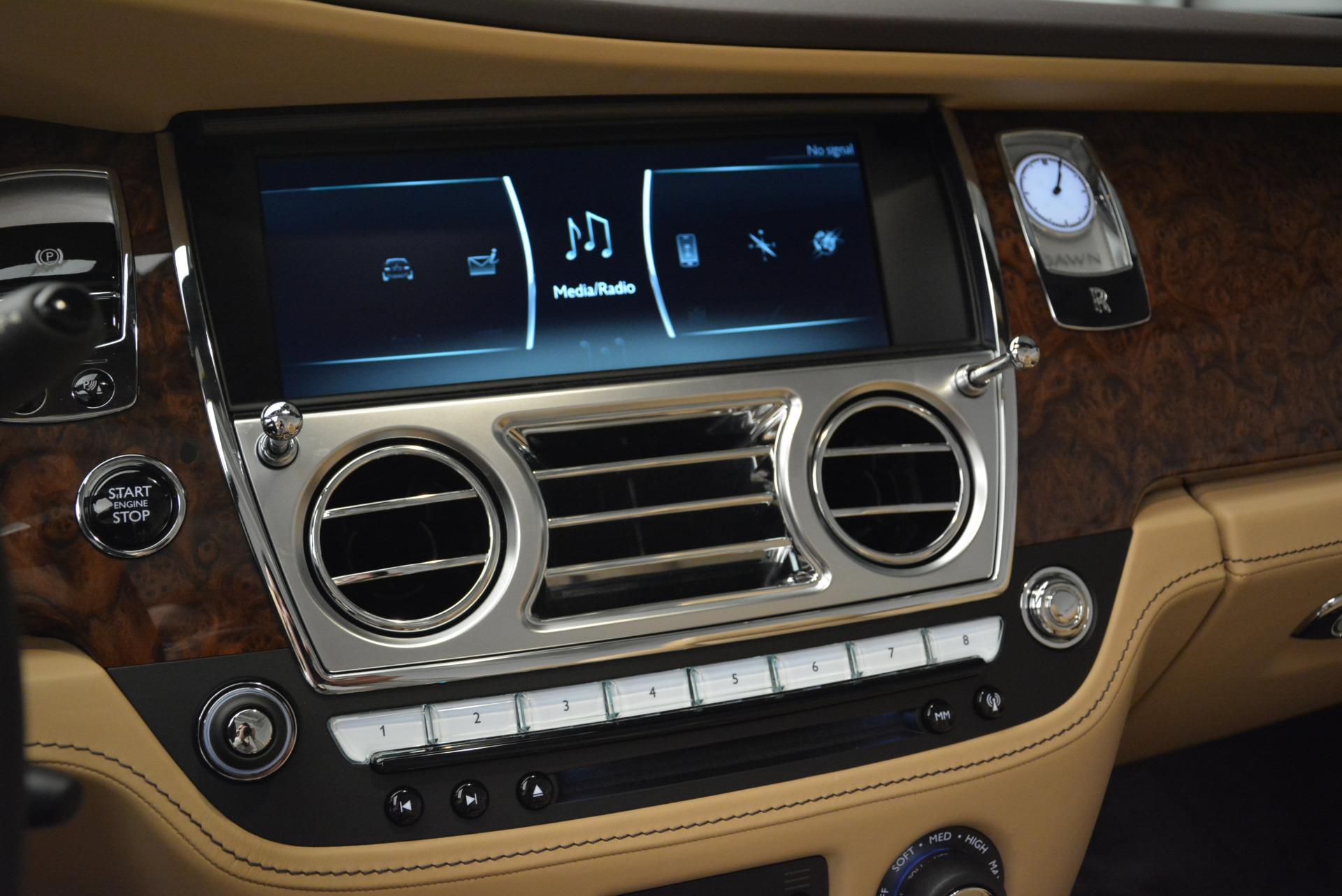 Used 2018 Rolls-Royce Dawn  For Sale In Westport, CT 2179_p24