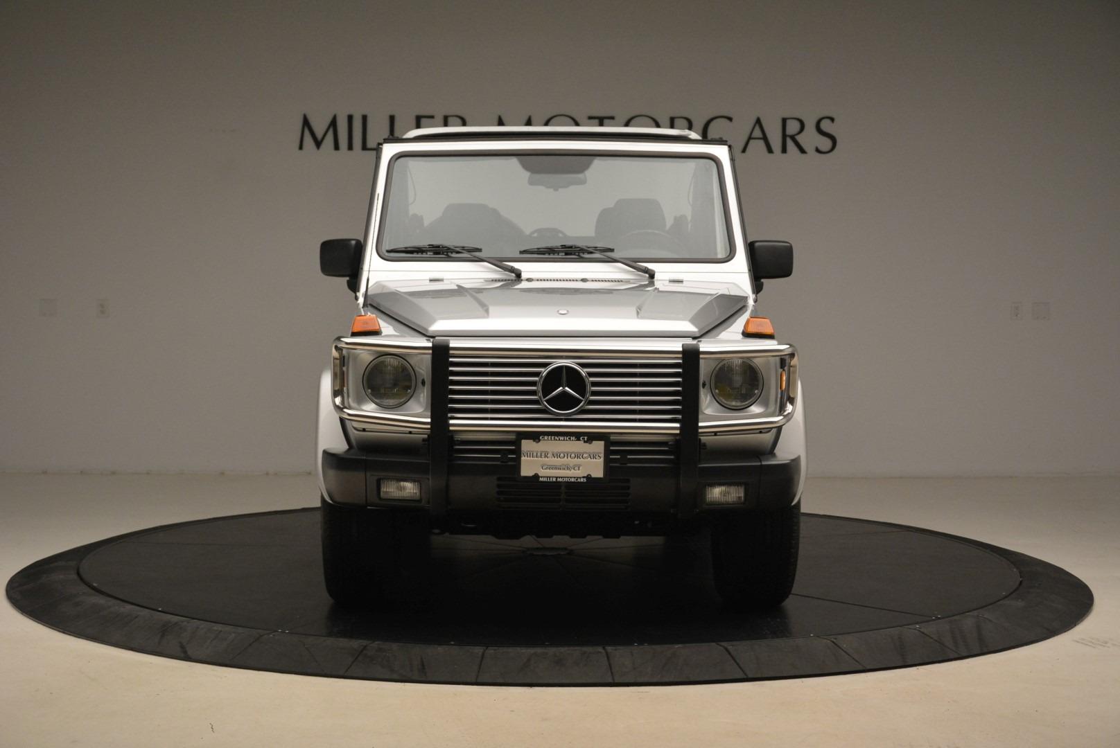 Used 2000 Mercedes-Benz G500 RENNTech  For Sale In Westport, CT 2184_p12