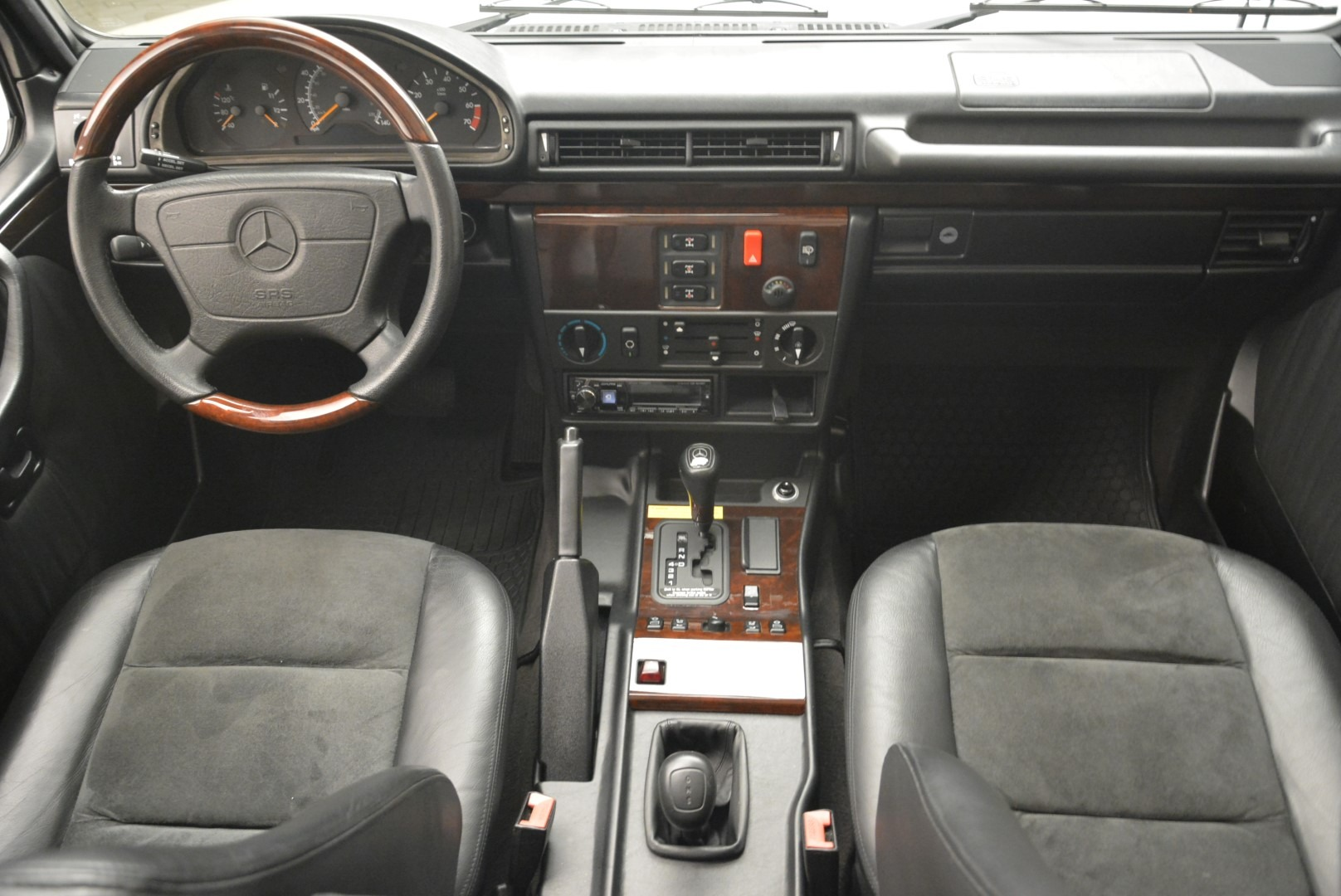 Used 2000 Mercedes-Benz G500 RENNTech  For Sale In Westport, CT 2184_p19