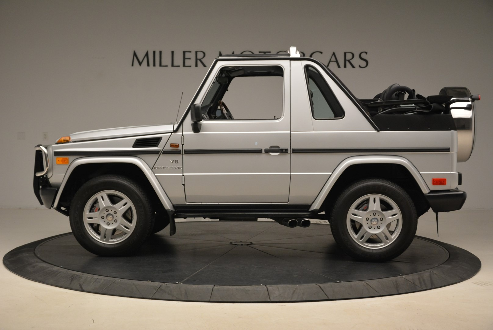 Used 2000 Mercedes-Benz G500 RENNTech  For Sale In Westport, CT 2184_p3