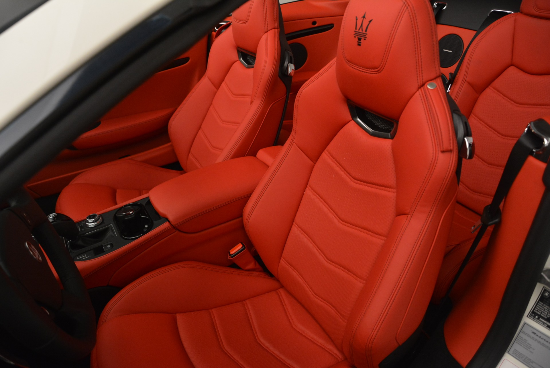 New 2018 Maserati GranTurismo Sport For Sale In Westport, CT 2187_p14