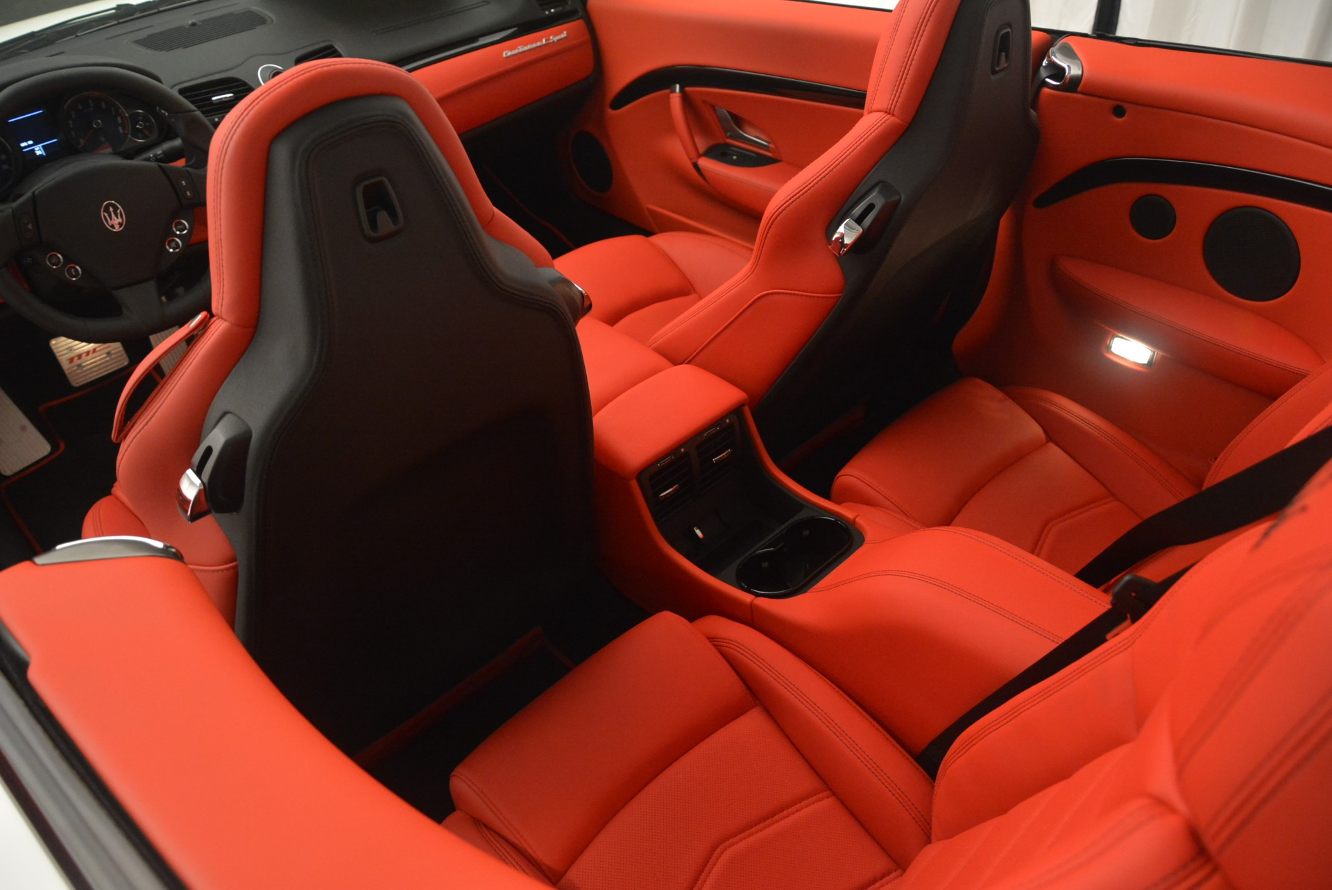 New 2018 Maserati GranTurismo Sport For Sale In Westport, CT 2187_p18