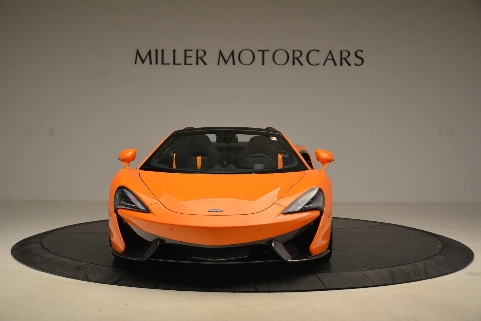 Used 2018 McLaren 570S Spider Convertible For Sale In Westport, CT 2188_p12