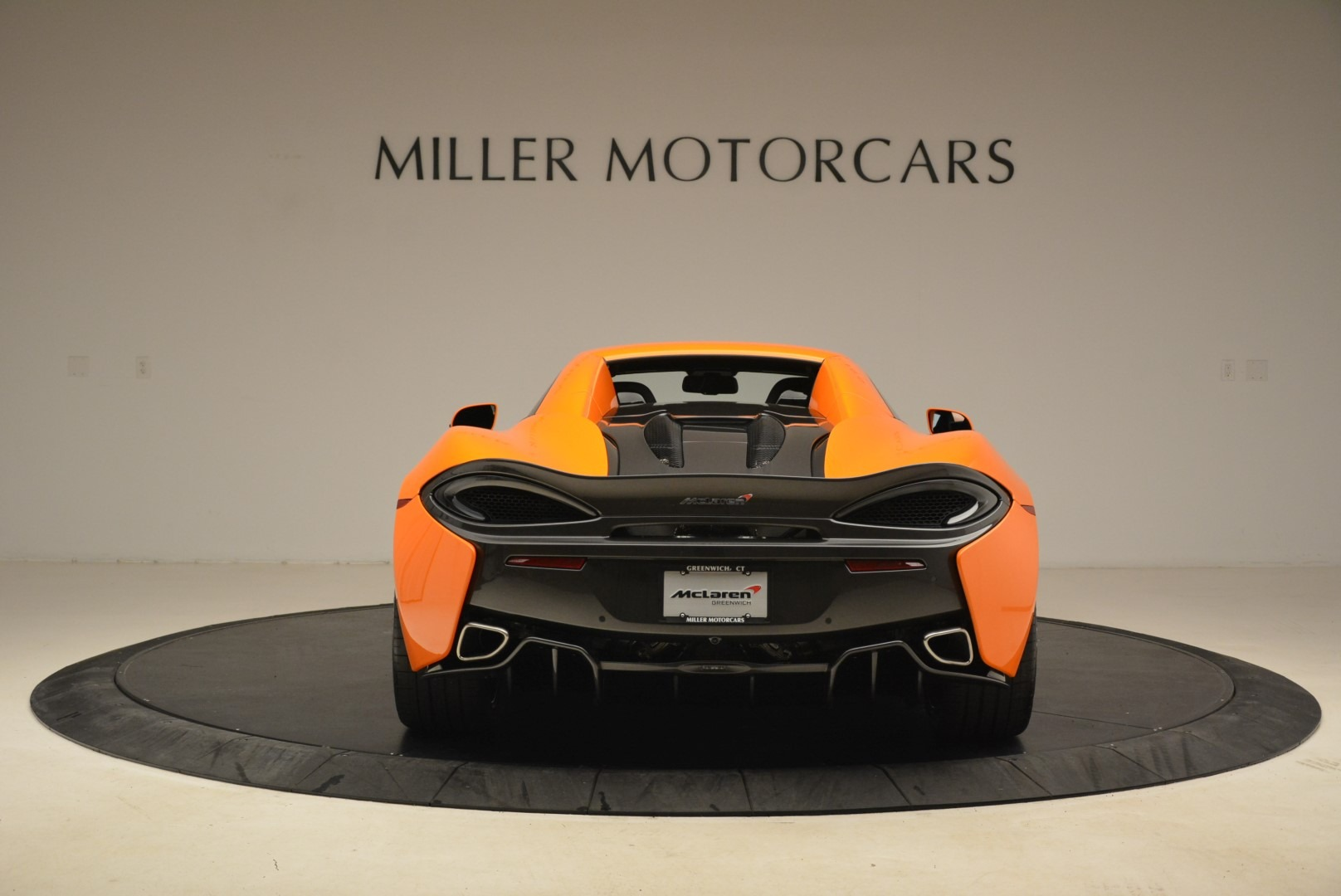 Used 2018 McLaren 570S Spider Convertible For Sale In Westport, CT 2188_p18