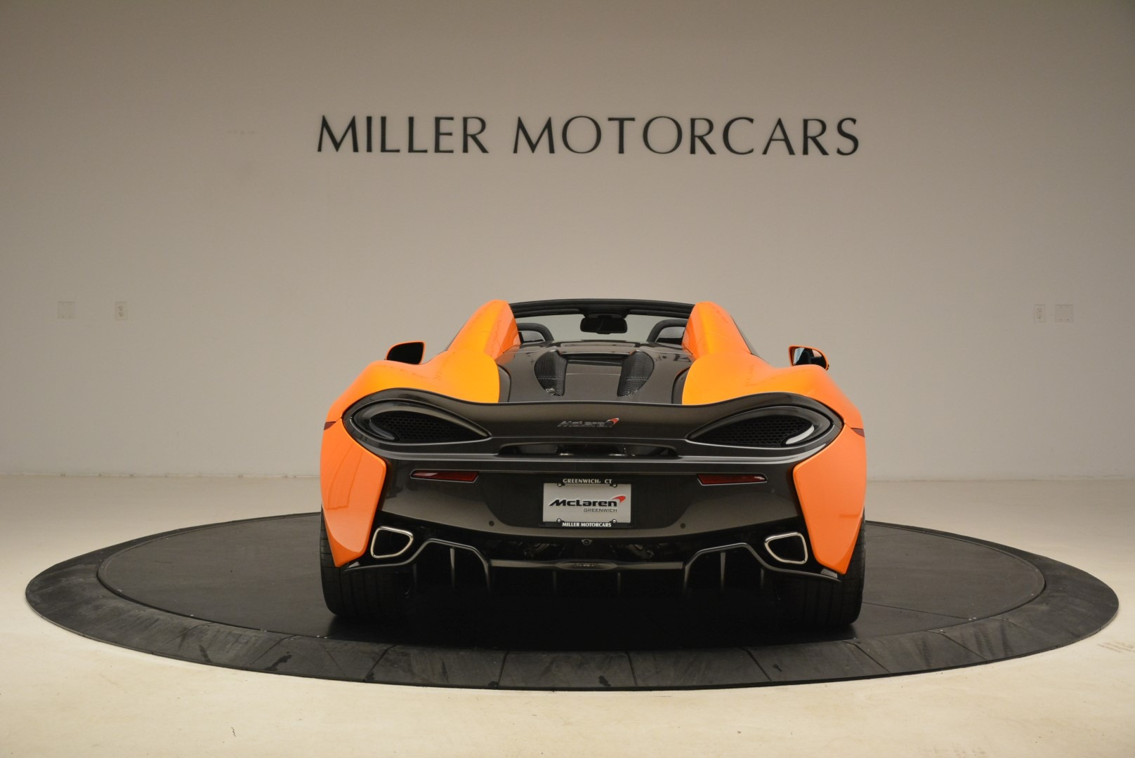 Used 2018 McLaren 570S Spider Convertible For Sale In Westport, CT 2188_p6