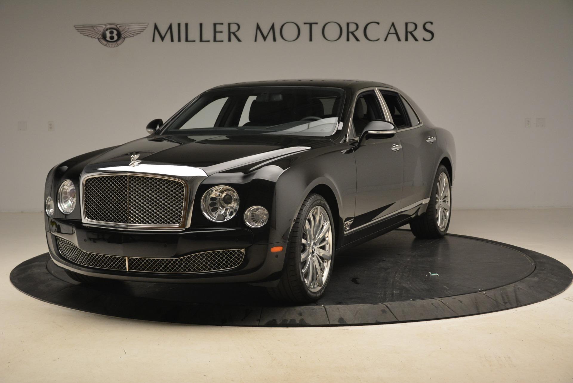 Used 2016 Bentley Mulsanne  For Sale In Westport, CT 2189_main