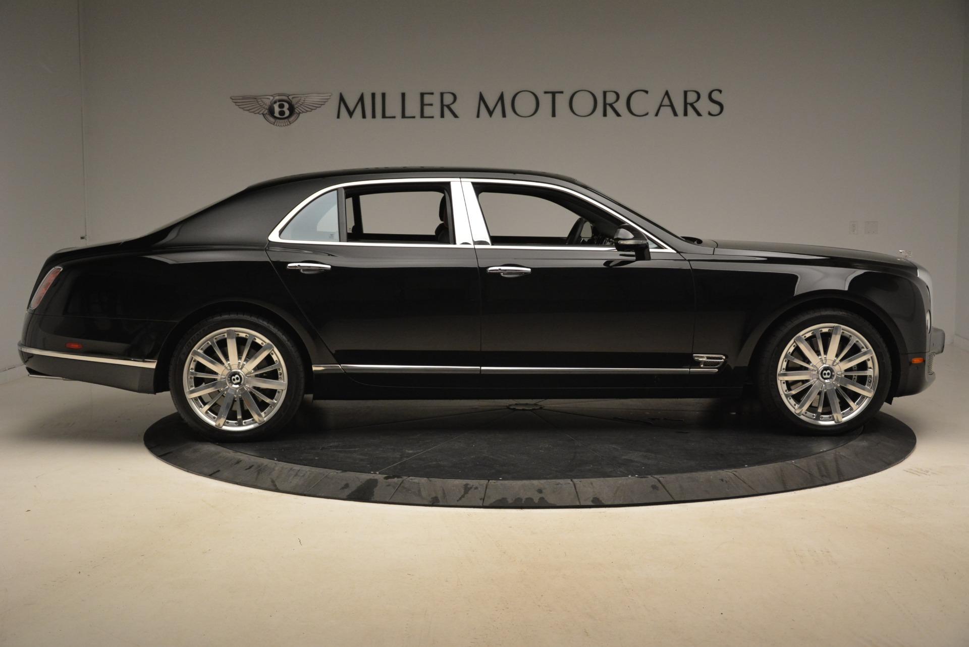 Used 2016 Bentley Mulsanne  For Sale In Westport, CT 2189_p10