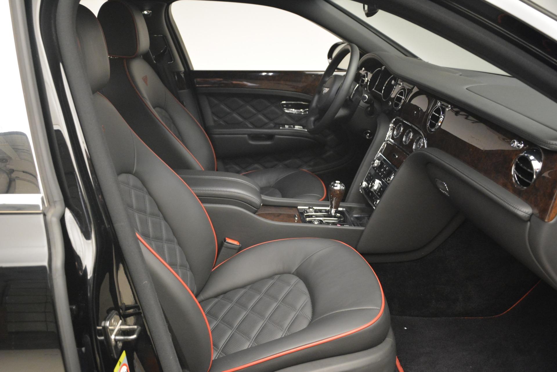 Used 2016 Bentley Mulsanne  For Sale In Westport, CT 2189_p22