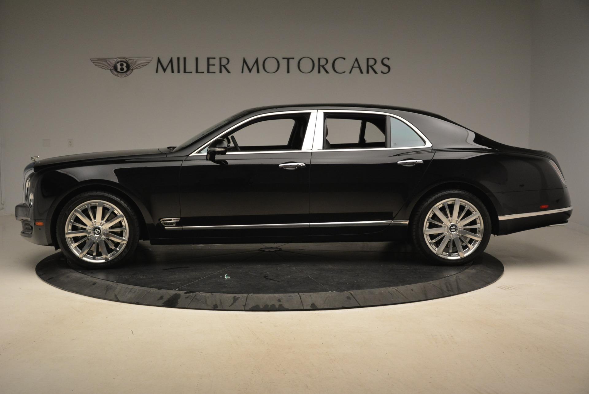 Used 2016 Bentley Mulsanne  For Sale In Westport, CT 2189_p3