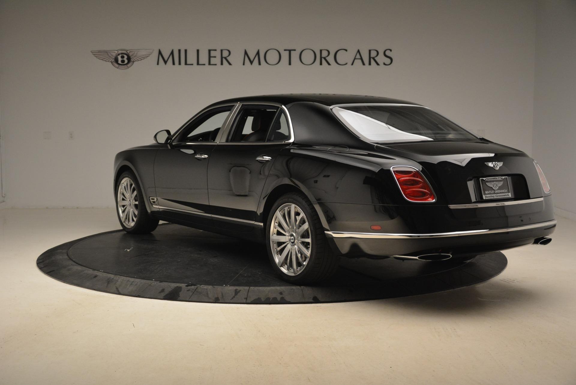 Used 2016 Bentley Mulsanne  For Sale In Westport, CT 2189_p6