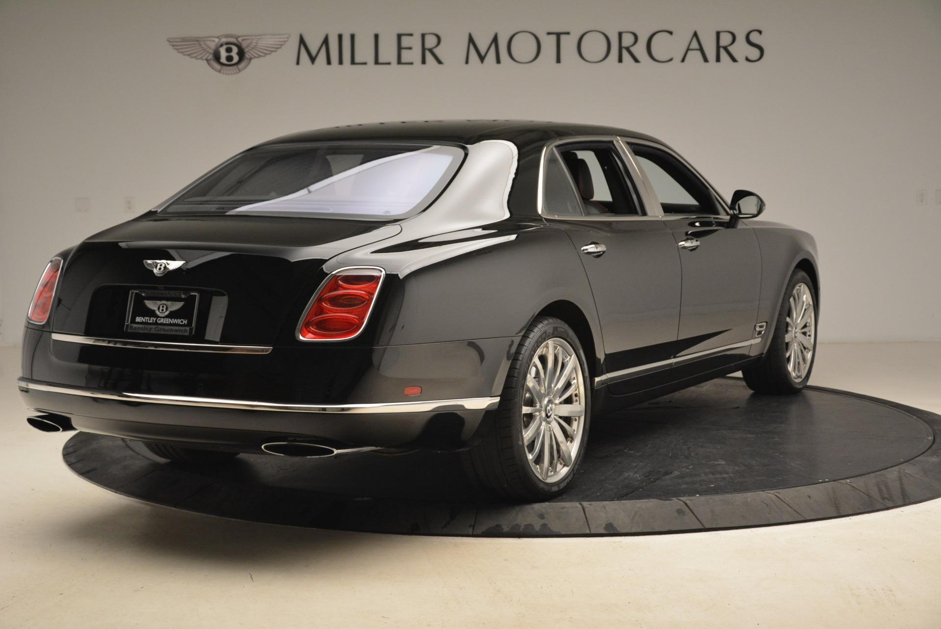 Used 2016 Bentley Mulsanne  For Sale In Westport, CT 2189_p8