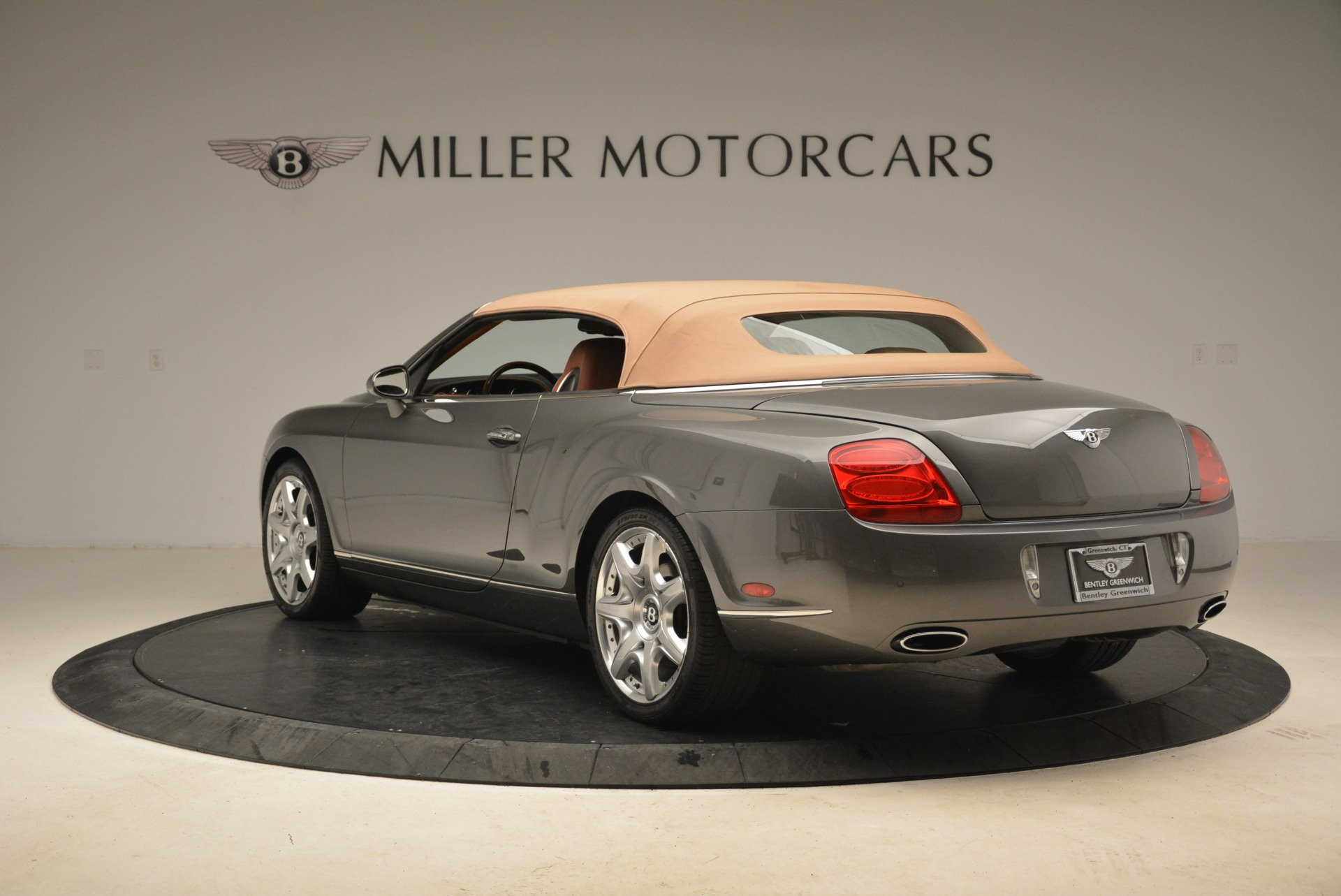 Used 2008 Bentley Continental GT W12 For Sale In Westport, CT 2190_p17