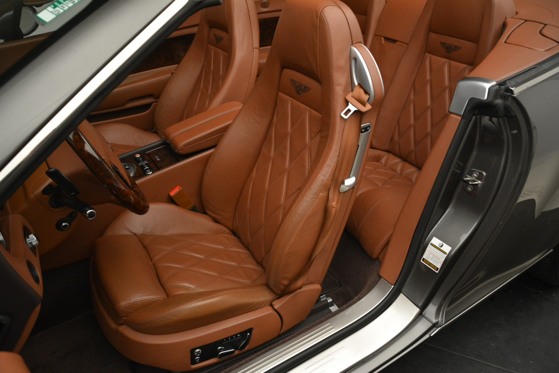 Used 2008 Bentley Continental GT W12 For Sale In Westport, CT 2190_p31