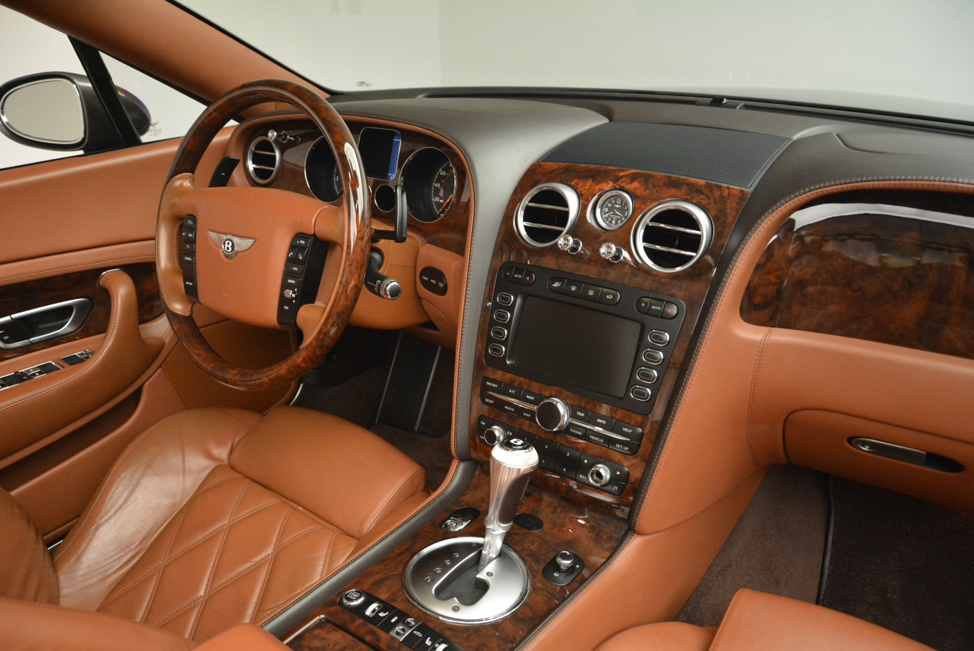 Used 2008 Bentley Continental GT W12 For Sale In Westport, CT 2190_p43