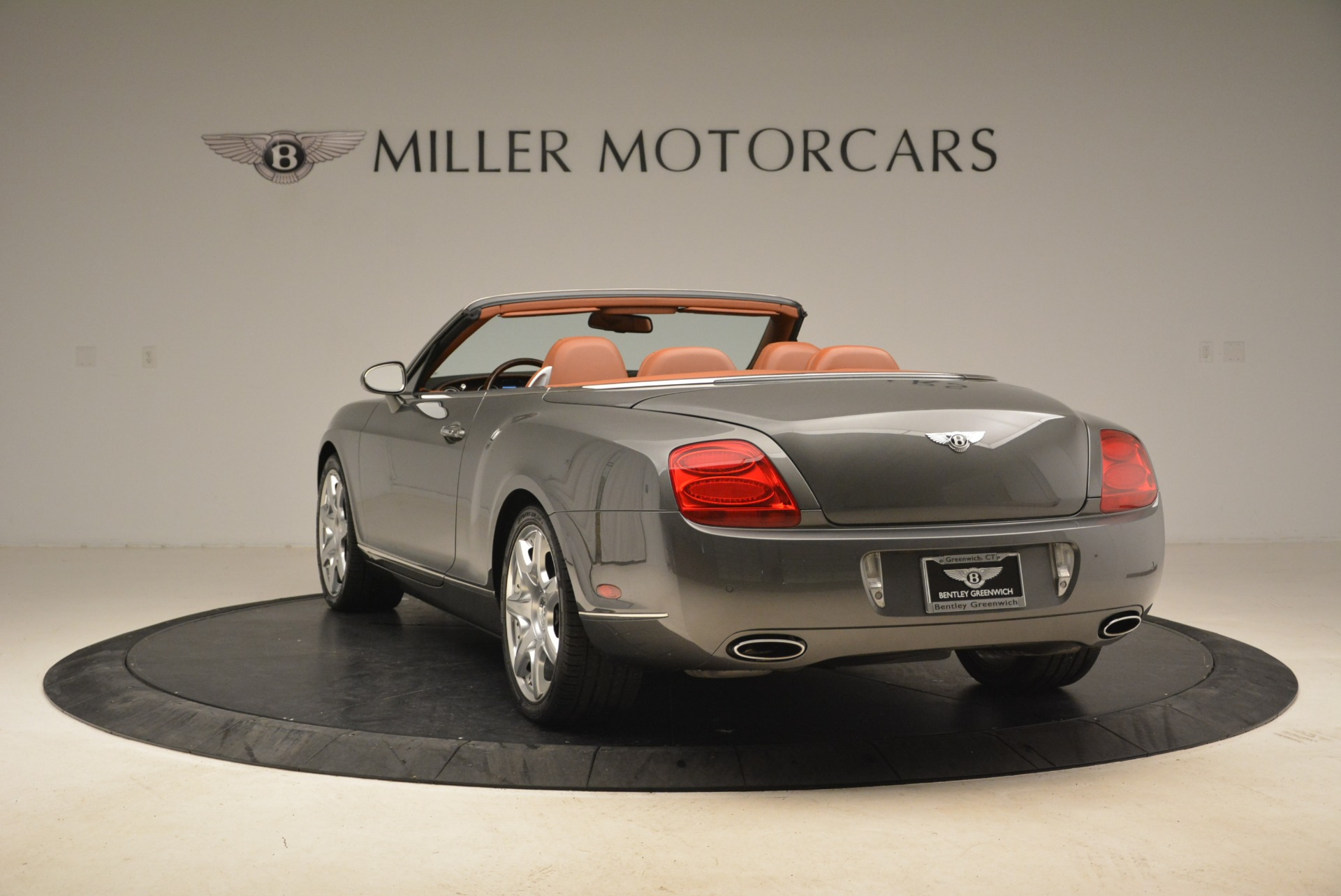 Used 2008 Bentley Continental GT W12 For Sale In Westport, CT 2190_p5