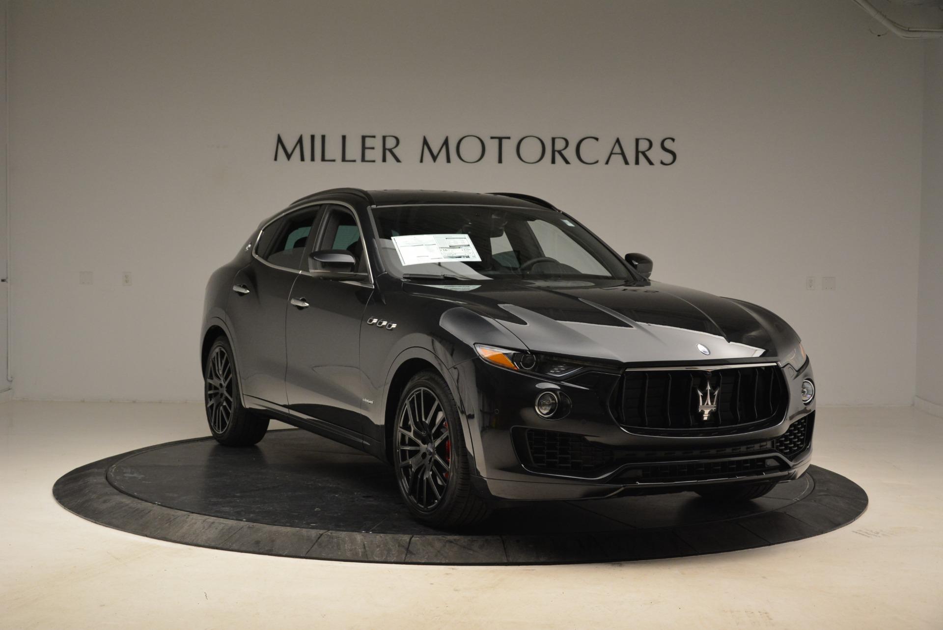 New 2018 Maserati Levante S Q4 GranSport For Sale In Westport, CT 2193_p11
