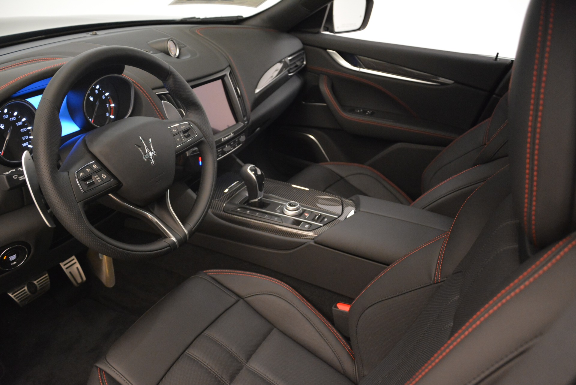 New 2018 Maserati Levante S Q4 GranSport For Sale In Westport, CT 2193_p13