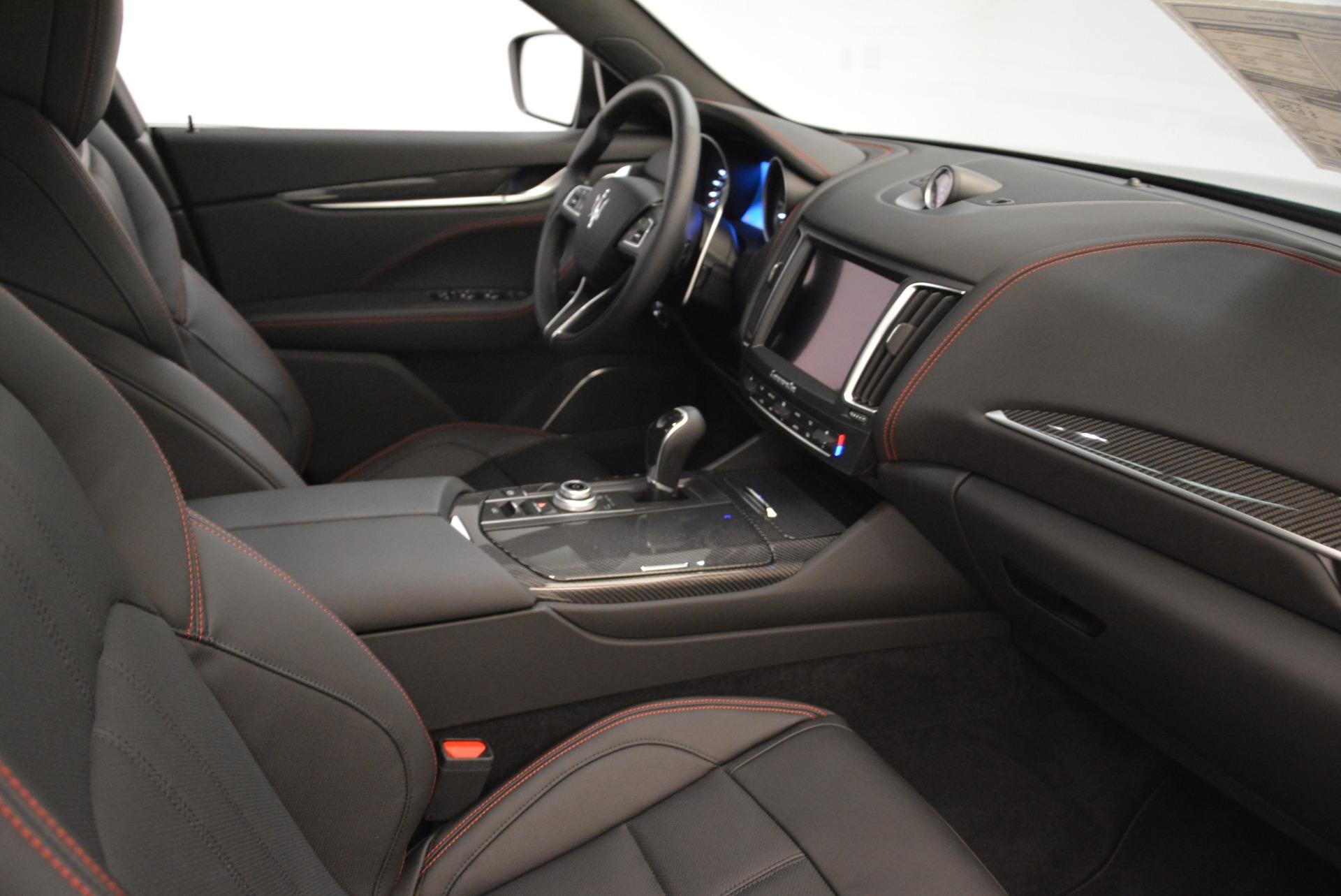 New 2018 Maserati Levante S Q4 GranSport For Sale In Westport, CT 2193_p17
