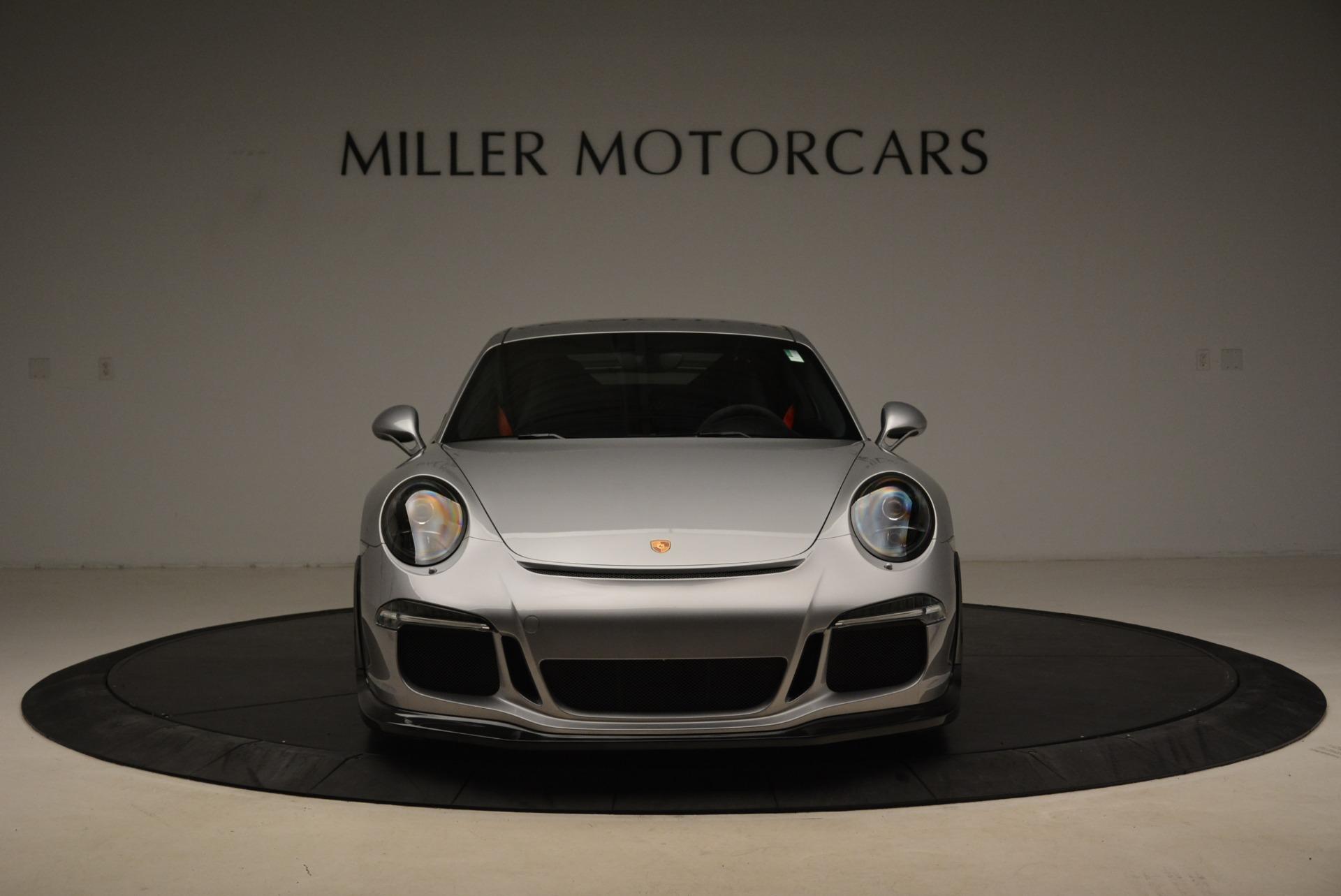 Used 2015 Porsche 911 GT3 For Sale In Westport, CT 2196_p12