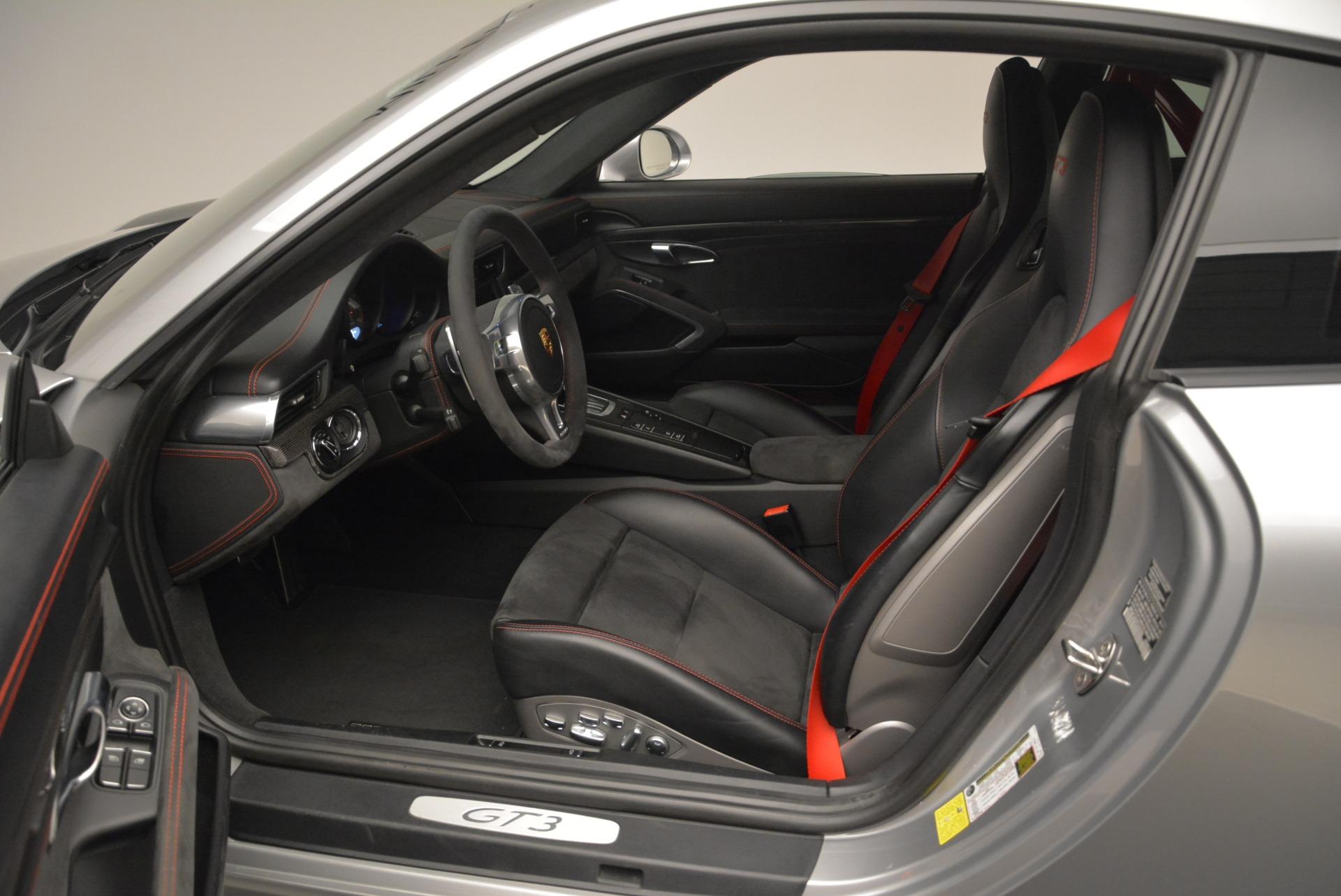 Used 2015 Porsche 911 GT3 For Sale In Westport, CT 2196_p19