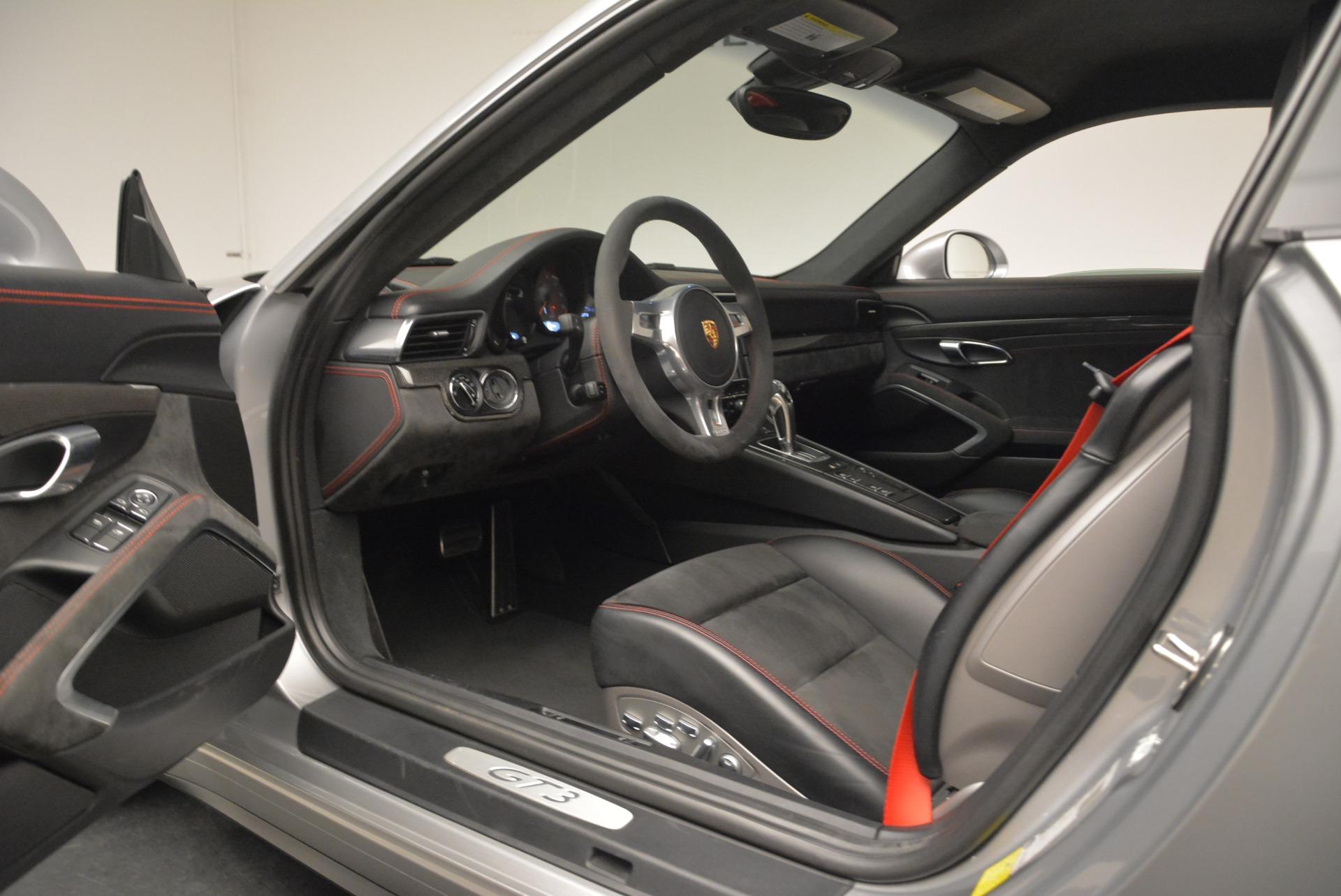 Used 2015 Porsche 911 GT3 For Sale In Westport, CT 2196_p24