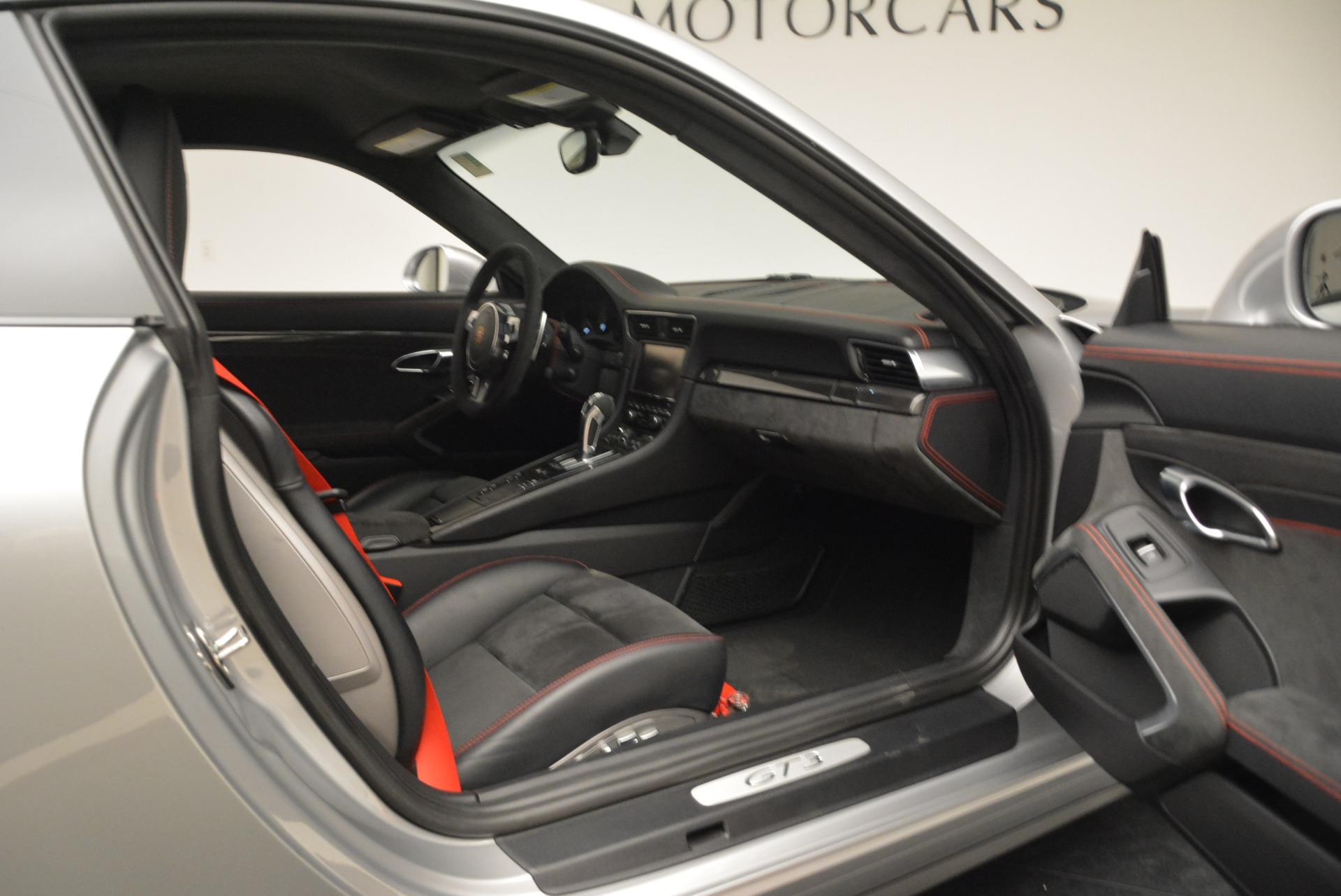 Used 2015 Porsche 911 GT3 For Sale In Westport, CT 2196_p25