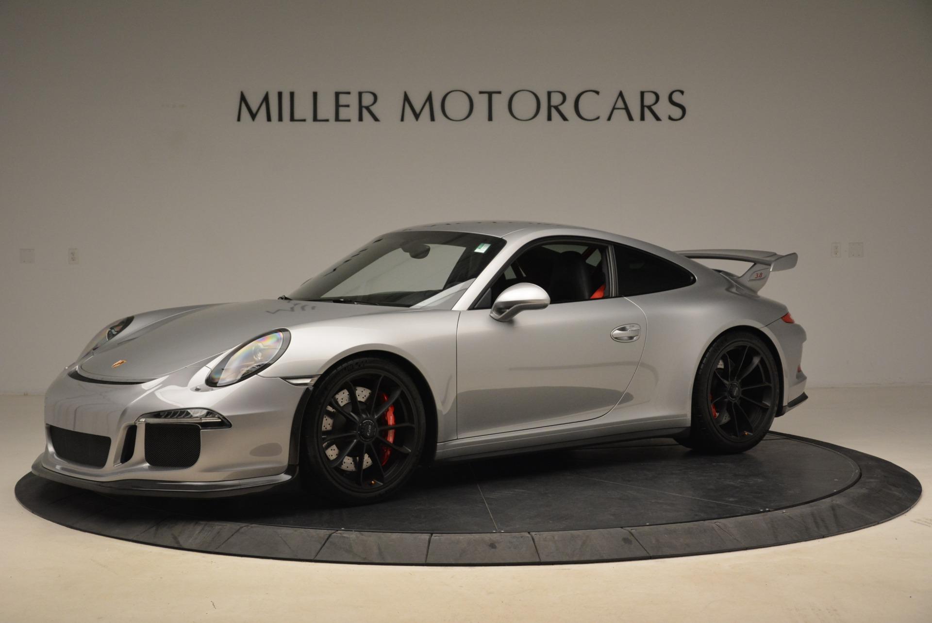 Used 2015 Porsche 911 GT3 For Sale In Westport, CT 2196_p2