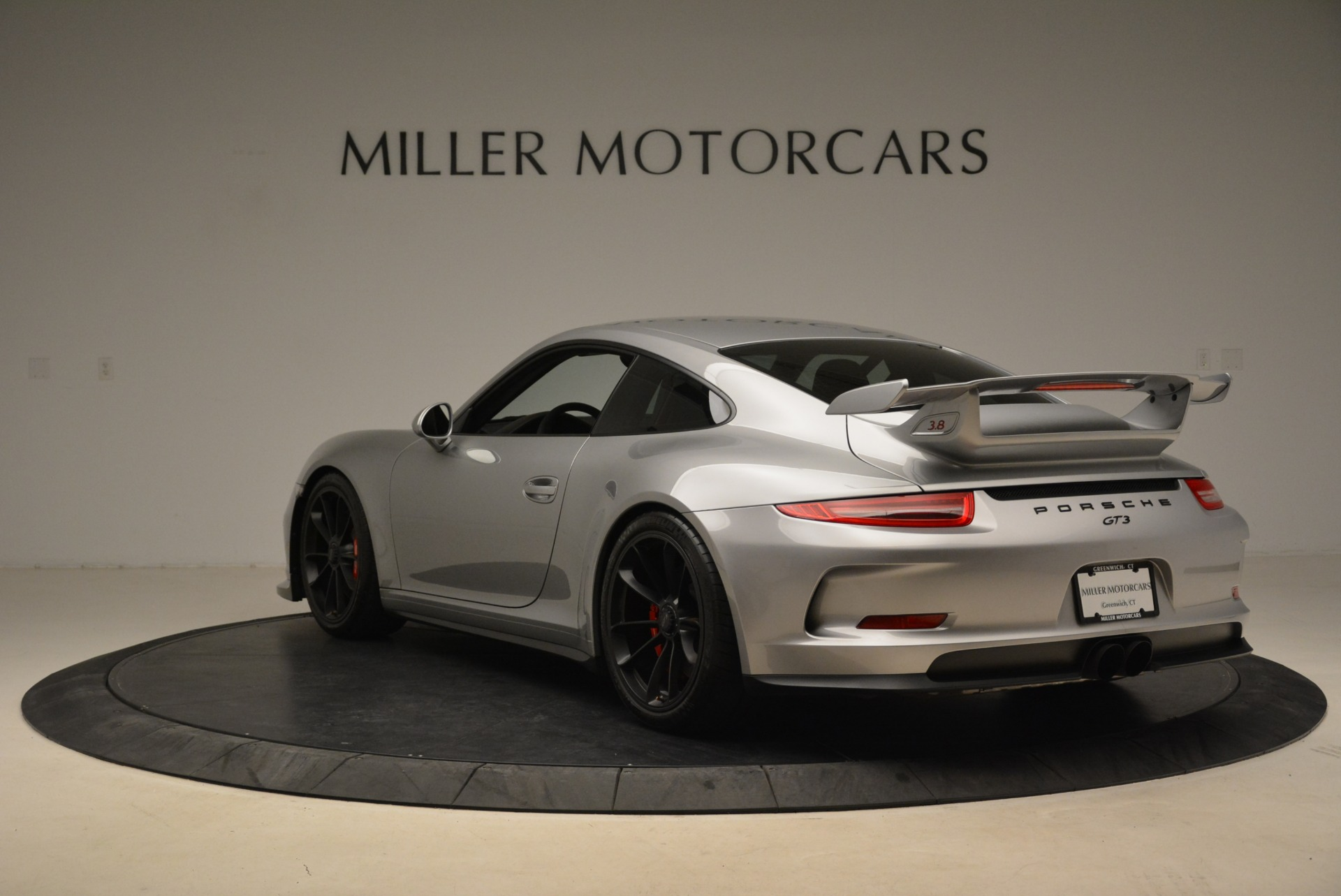 Used 2015 Porsche 911 GT3 For Sale In Westport, CT 2196_p5