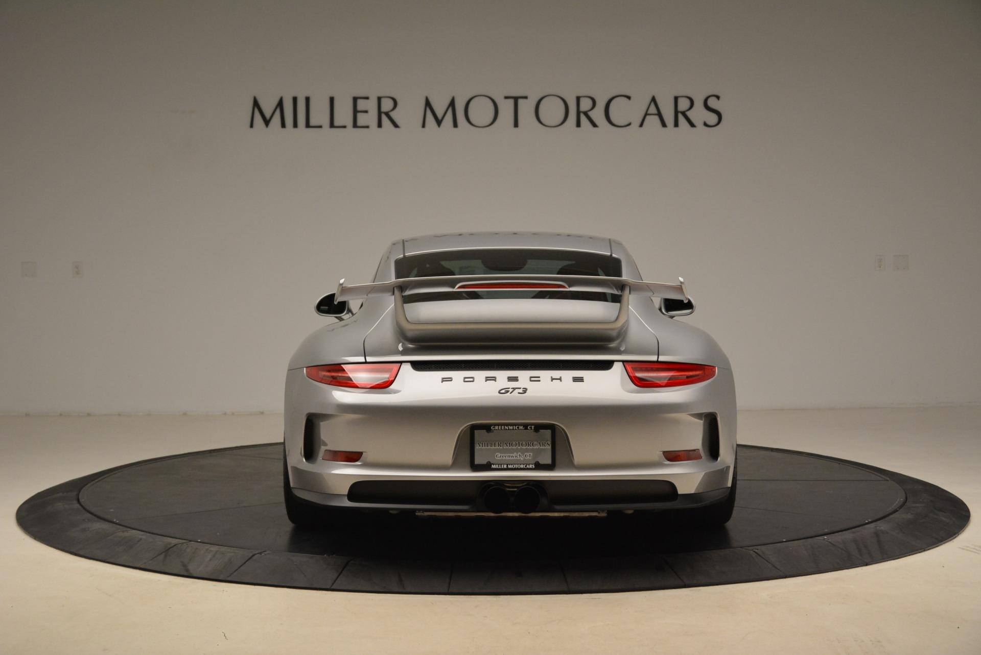 Used 2015 Porsche 911 GT3 For Sale In Westport, CT 2196_p6