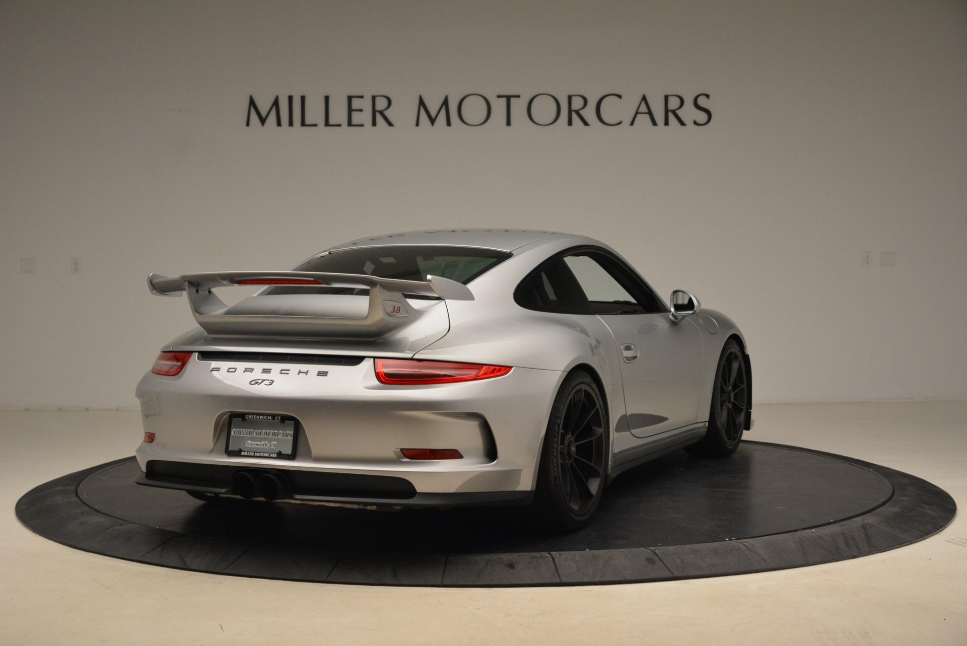 Used 2015 Porsche 911 GT3 For Sale In Westport, CT 2196_p7