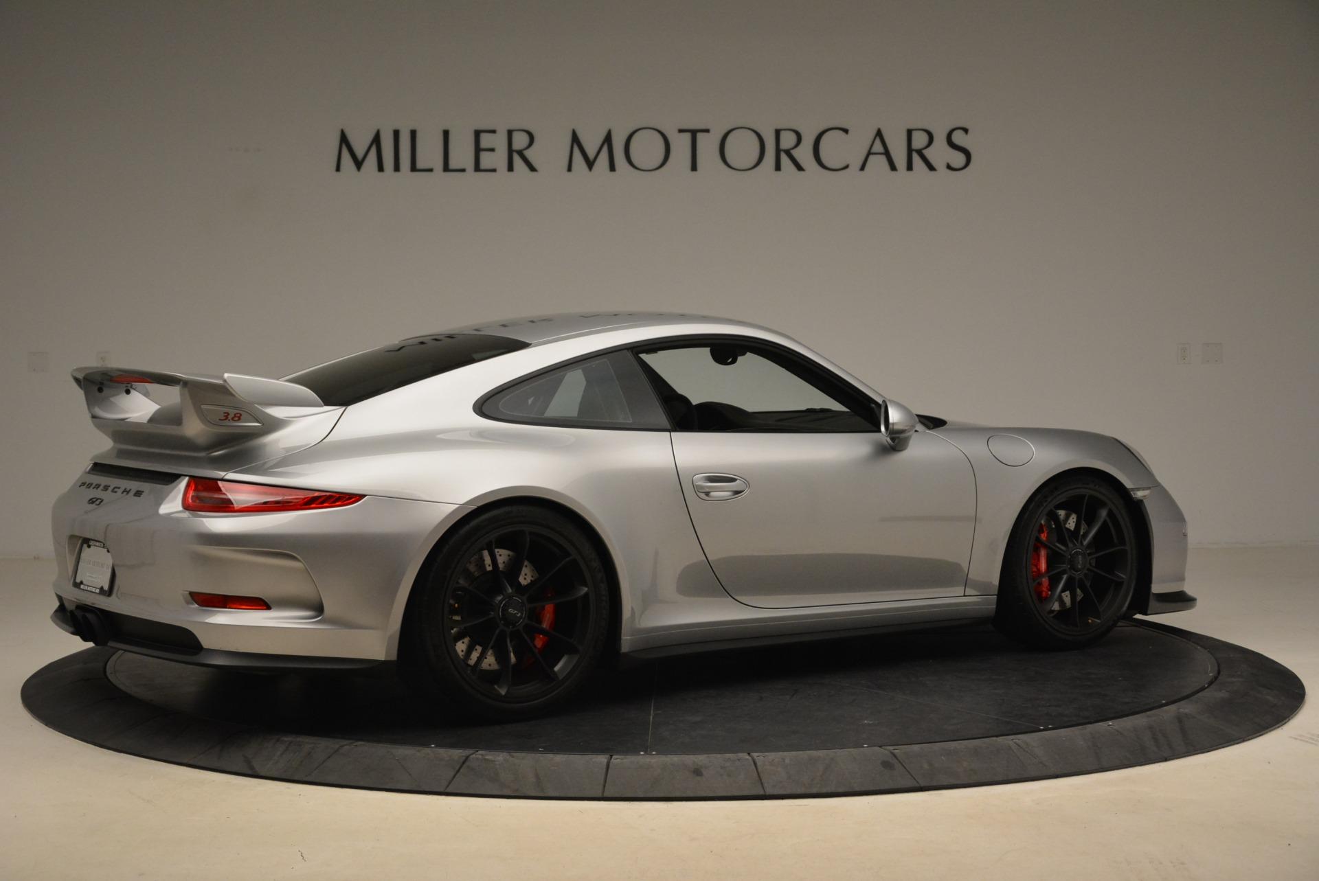 Used 2015 Porsche 911 GT3 For Sale In Westport, CT 2196_p8