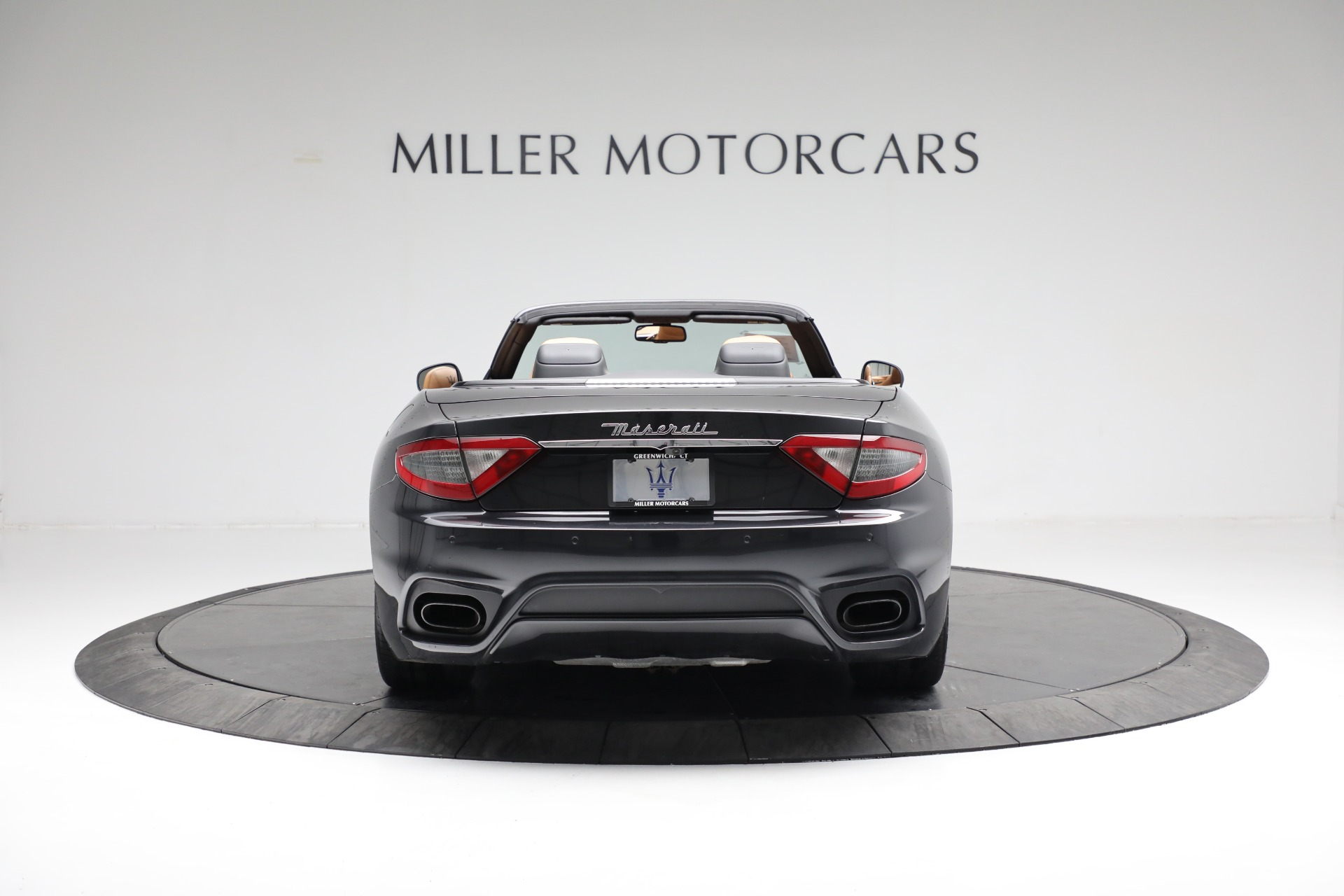 New 2018 Maserati GranTurismo Sport Convertible For Sale In Westport, CT 2198_p11
