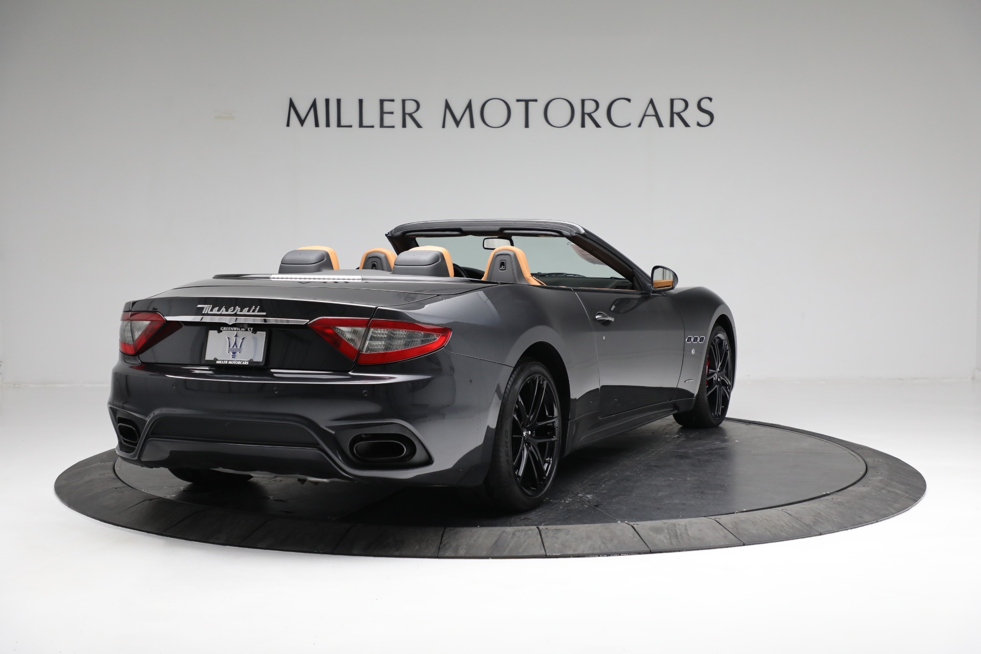 New 2018 Maserati GranTurismo Sport Convertible For Sale In Westport, CT 2198_p13