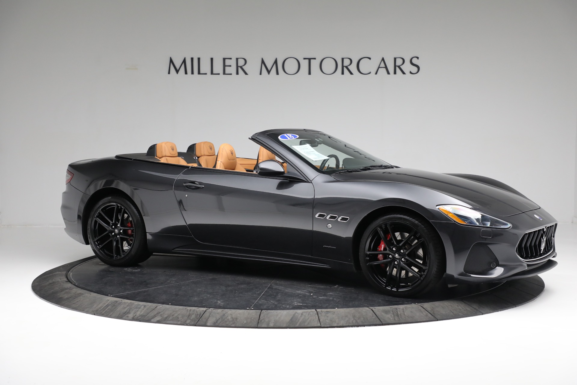 New 2018 Maserati GranTurismo Sport Convertible For Sale In Westport, CT 2198_p19
