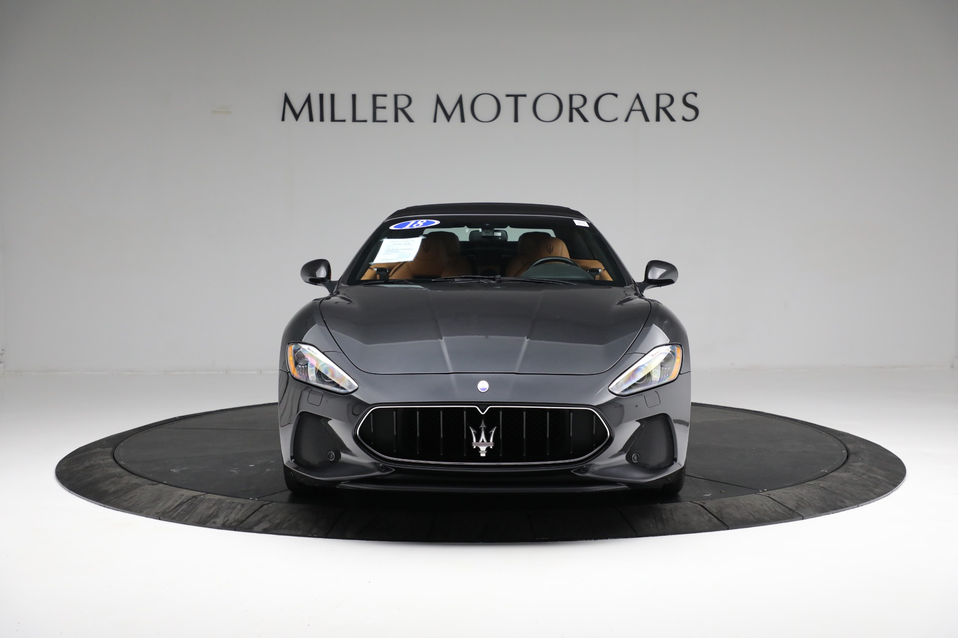 New 2018 Maserati GranTurismo Sport Convertible For Sale In Westport, CT 2198_p23