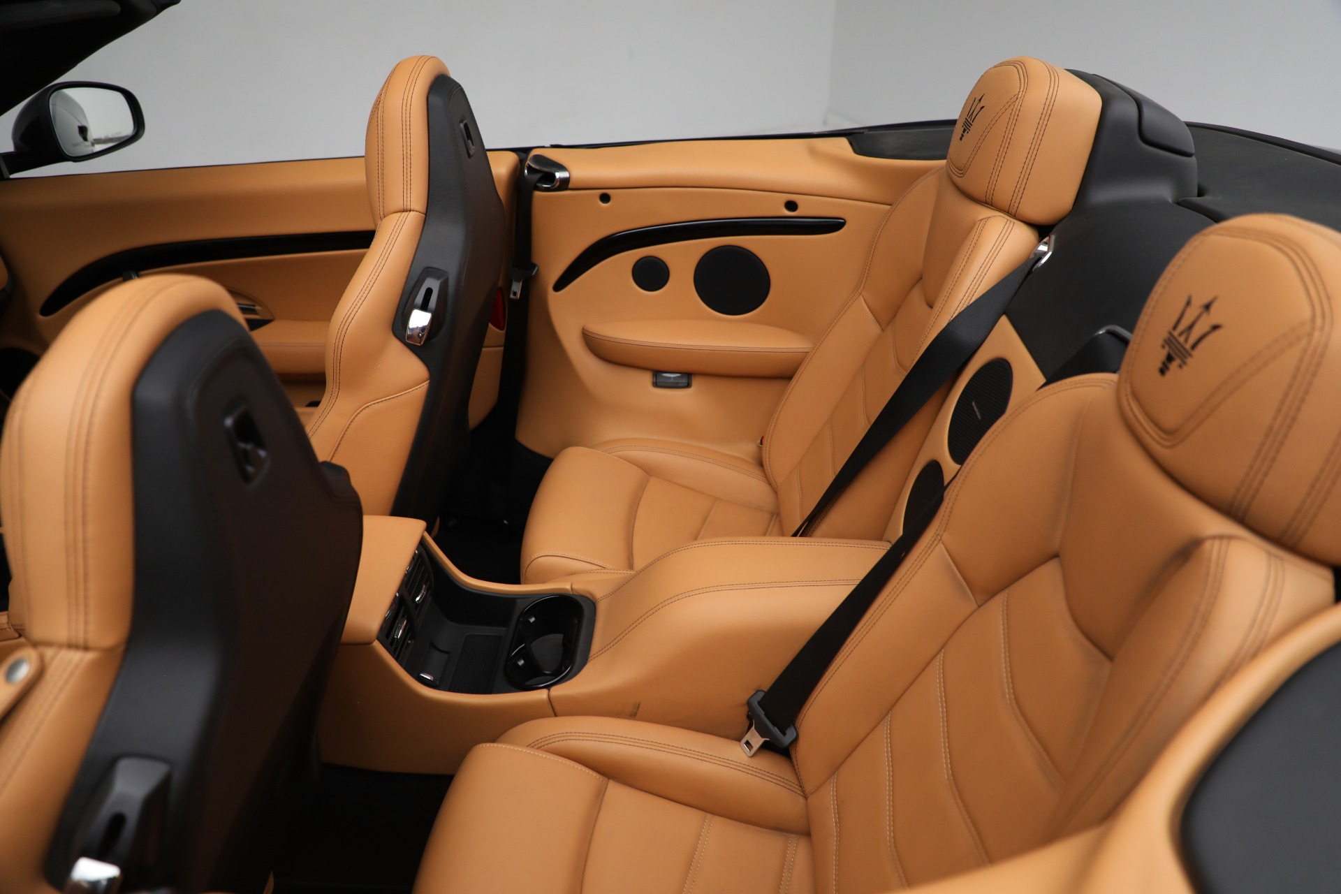 New 2018 Maserati GranTurismo Sport Convertible For Sale In Westport, CT 2198_p29