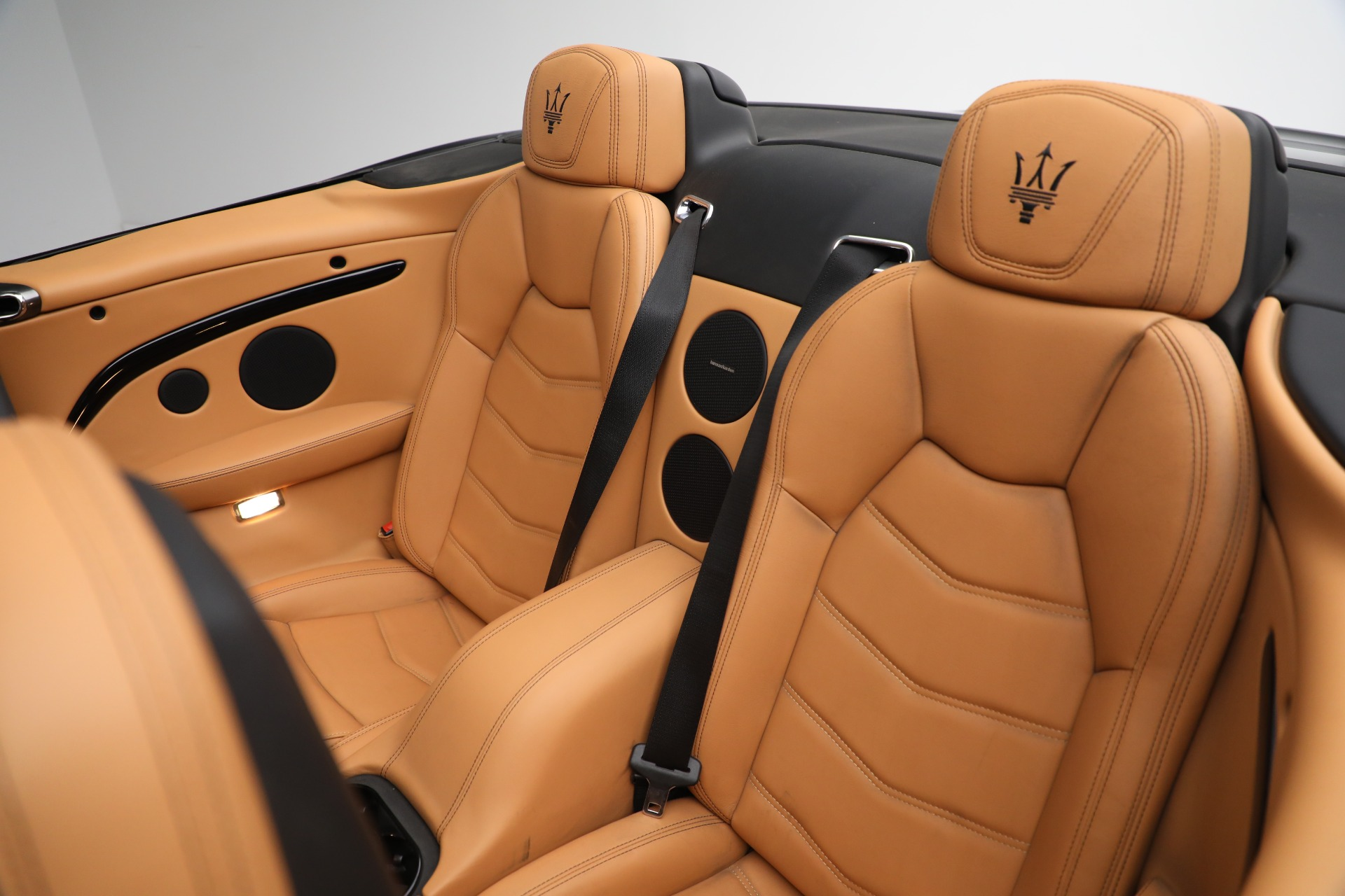 New 2018 Maserati GranTurismo Sport Convertible For Sale In Westport, CT 2198_p30