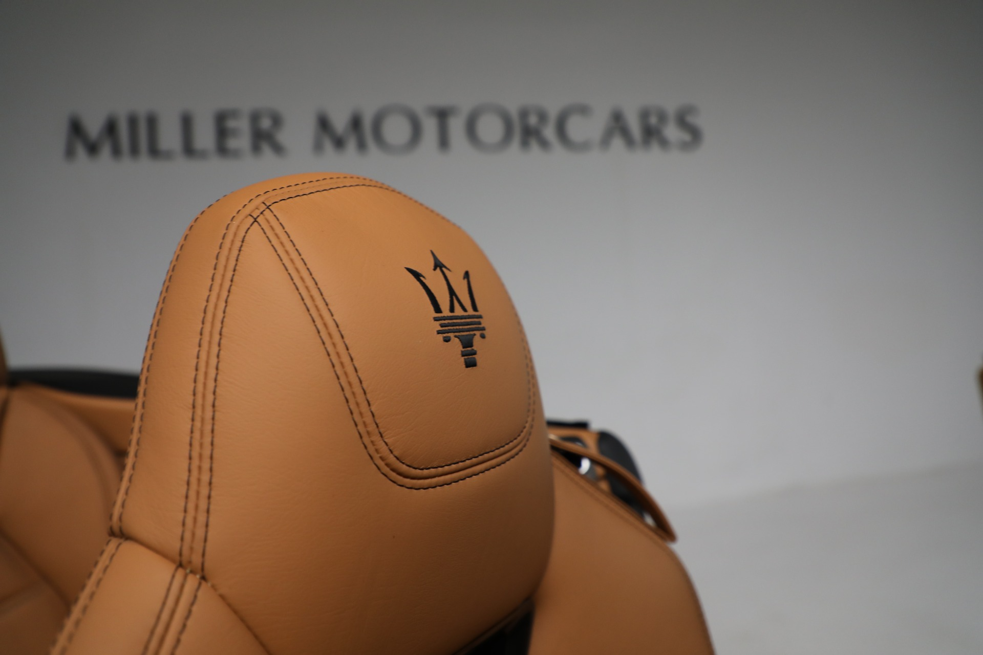 New 2018 Maserati GranTurismo Sport Convertible For Sale In Westport, CT 2198_p37