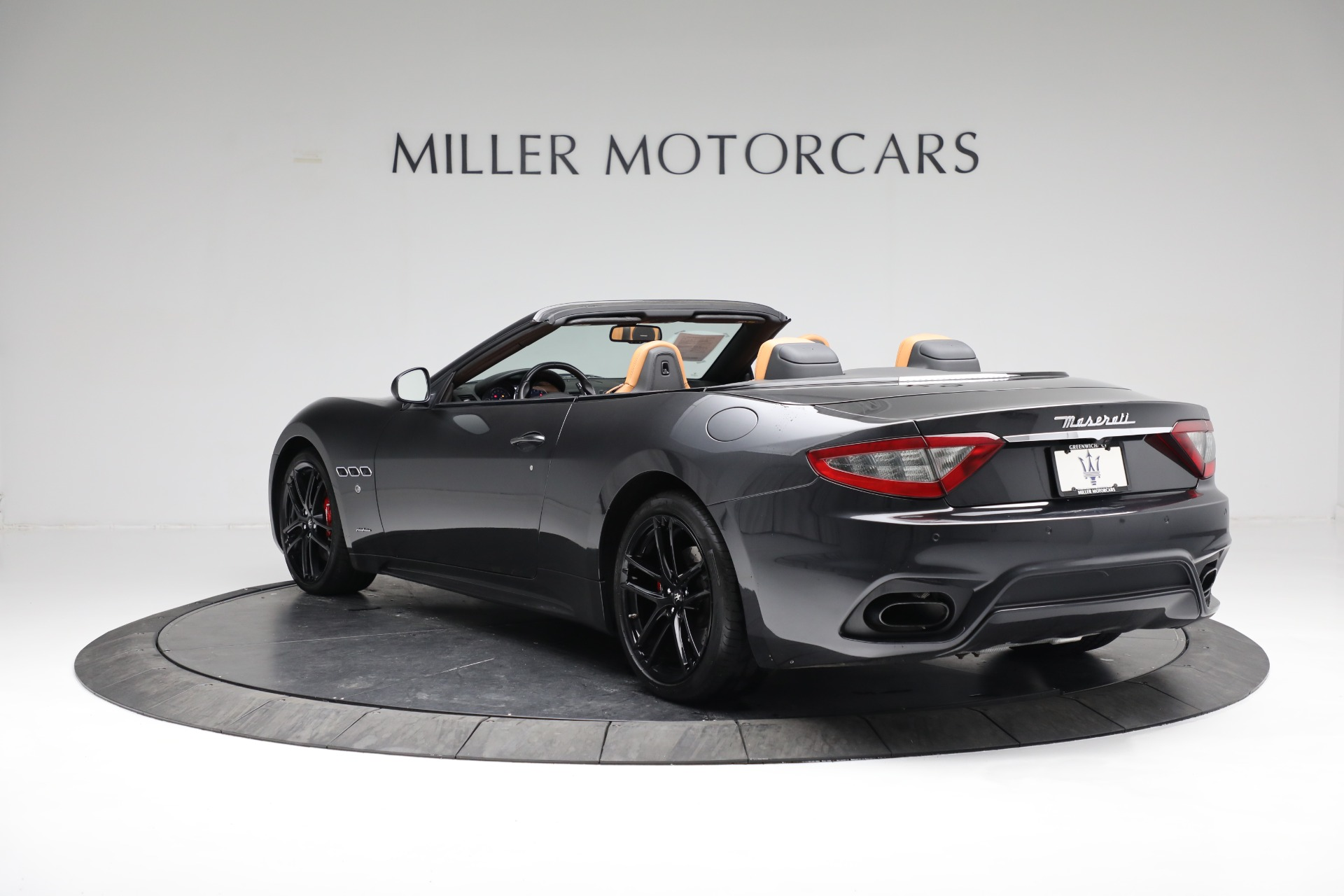 New 2018 Maserati GranTurismo Sport Convertible For Sale In Westport, CT 2198_p7