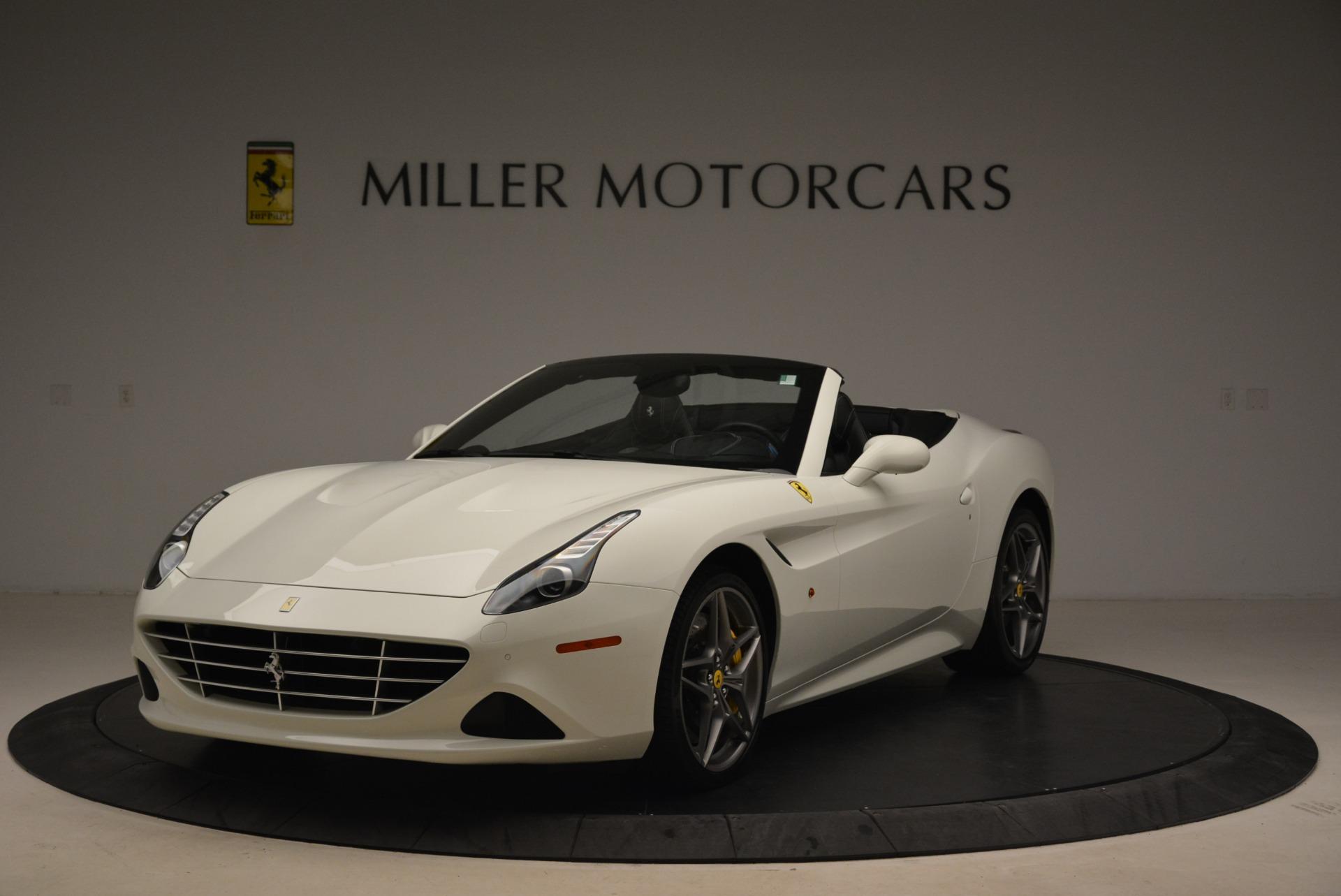 Used 2015 Ferrari California T  For Sale In Westport, CT 2199_main