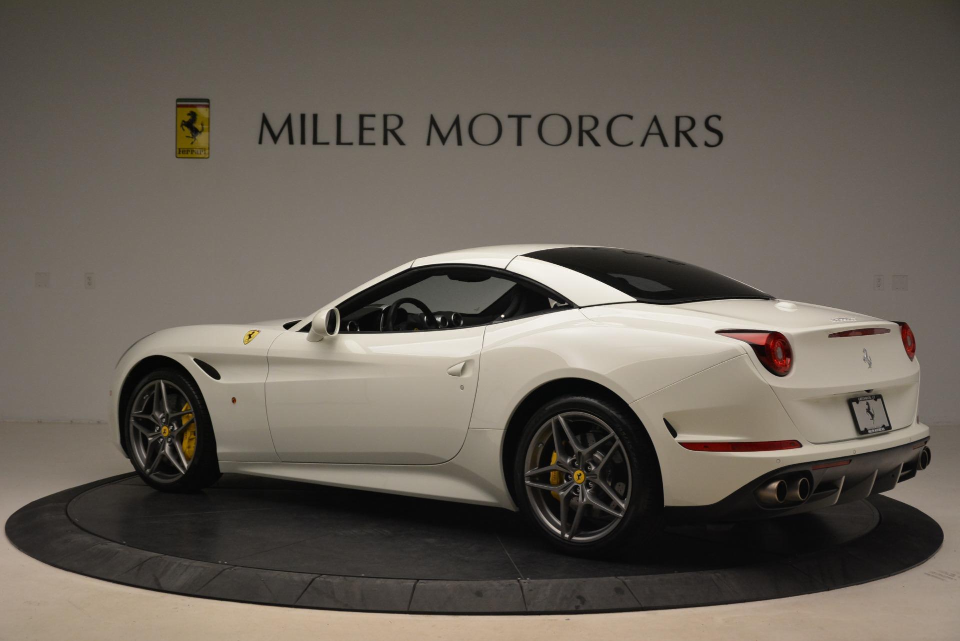 Used 2015 Ferrari California T  For Sale In Westport, CT 2199_p16