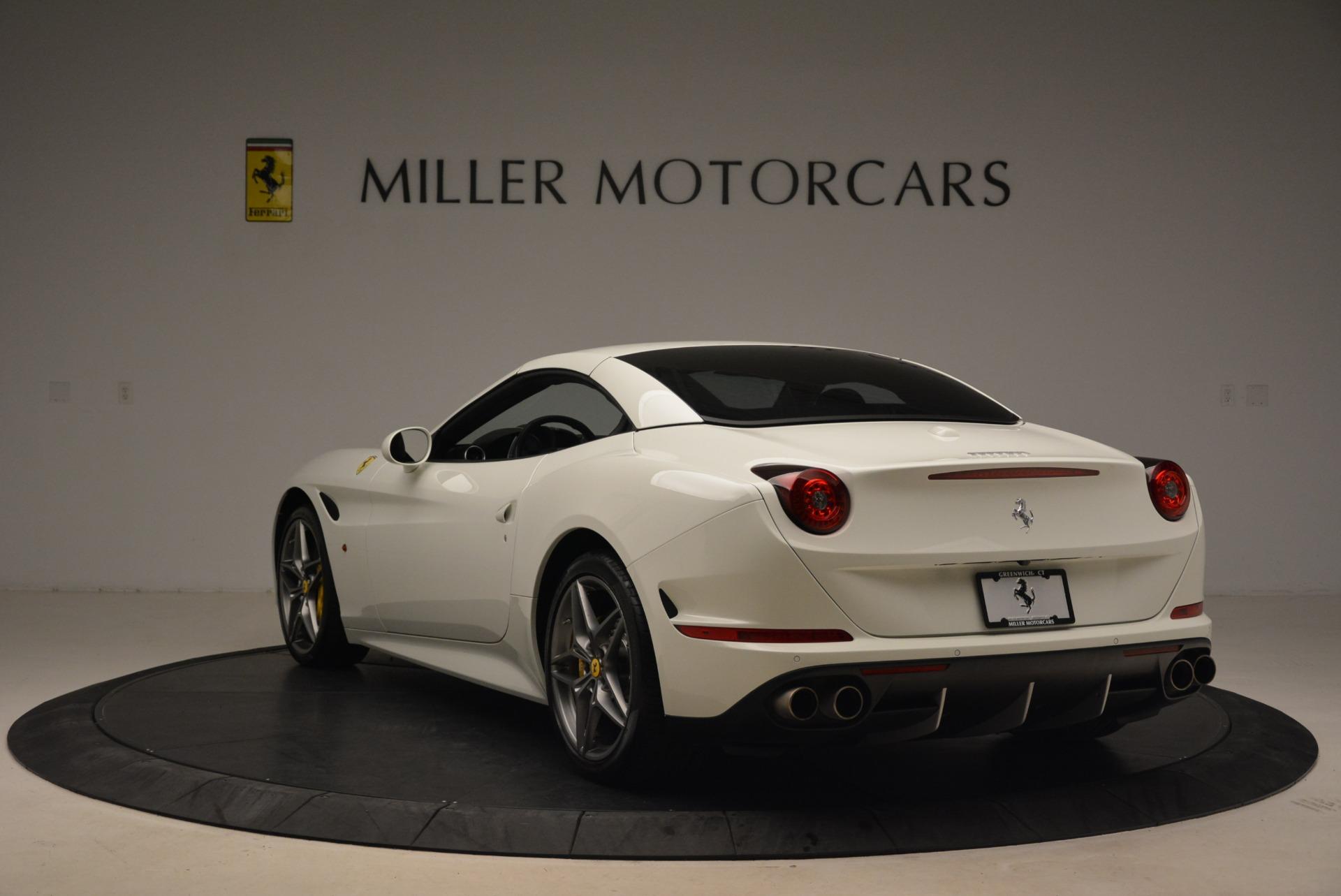 Used 2015 Ferrari California T  For Sale In Westport, CT 2199_p17