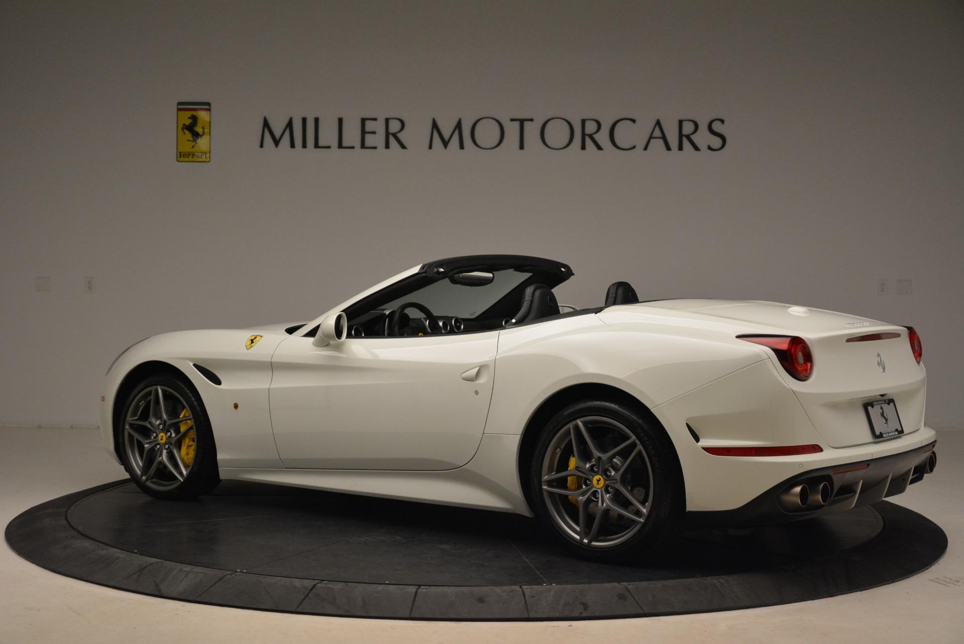 Used 2015 Ferrari California T  For Sale In Westport, CT 2199_p4