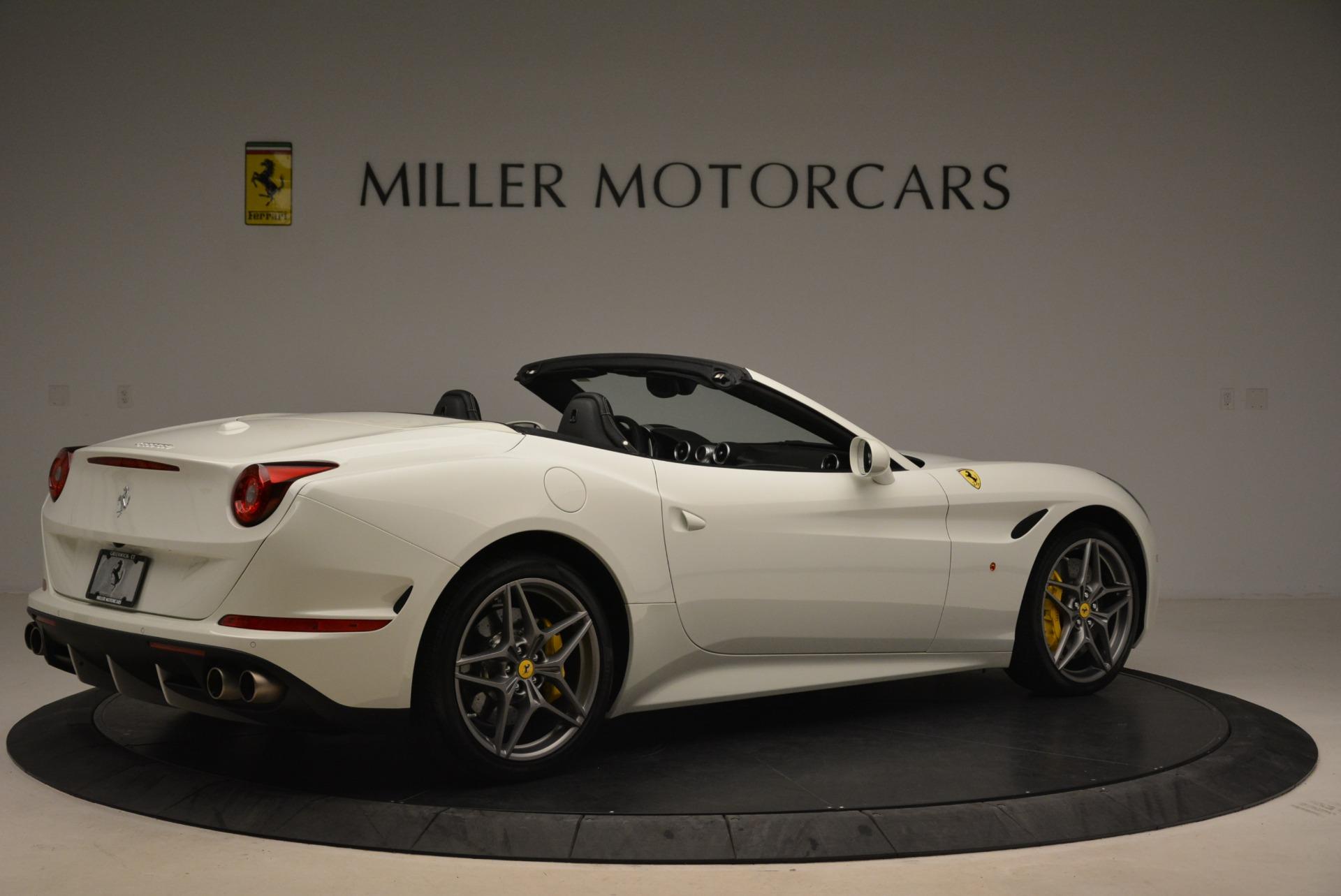 Used 2015 Ferrari California T  For Sale In Westport, CT 2199_p8