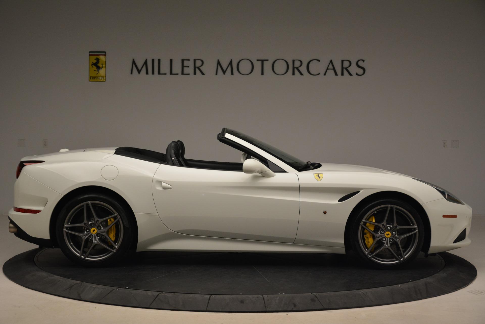 Used 2015 Ferrari California T  For Sale In Westport, CT 2199_p9