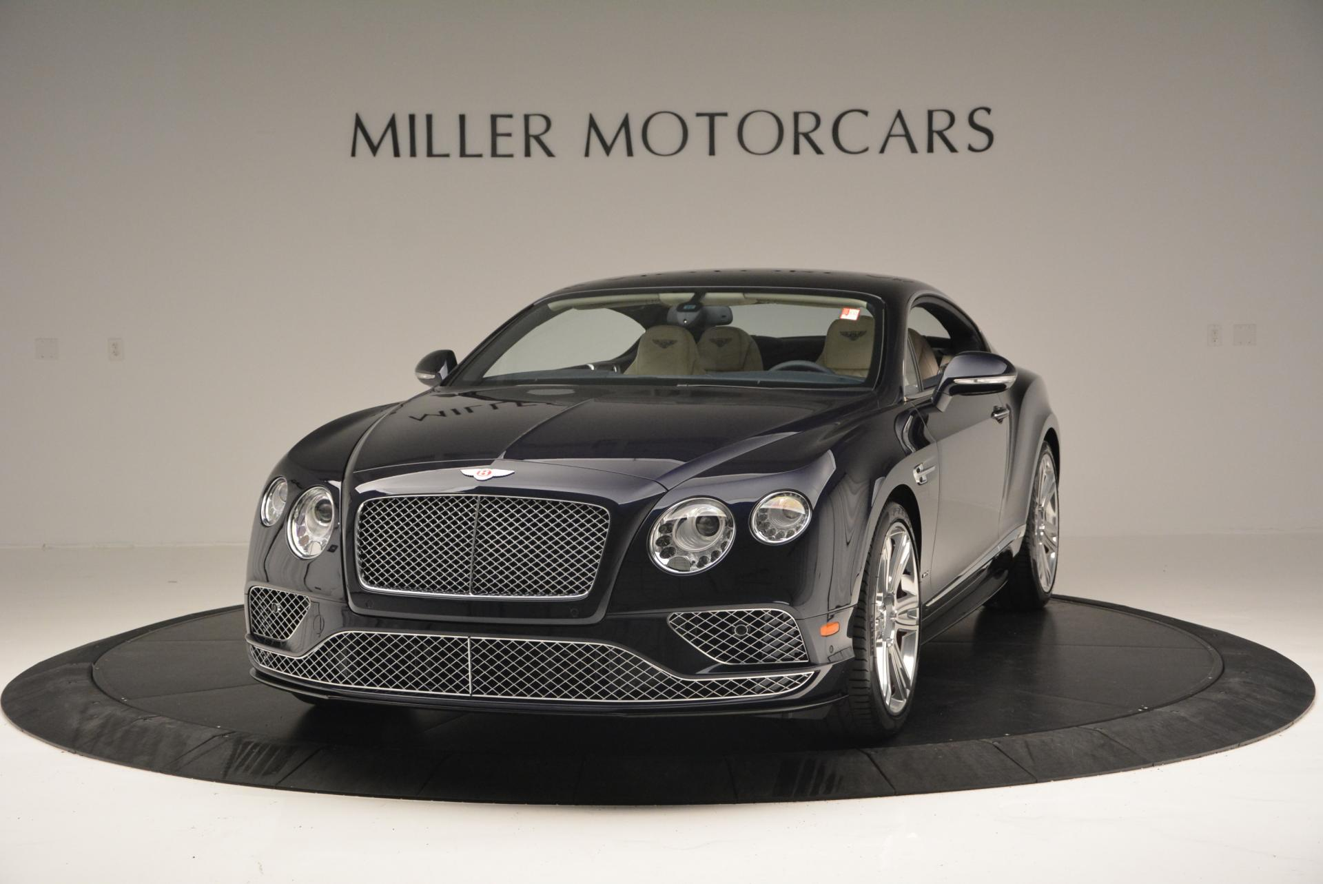 Used 2016 Bentley Continental GT V8 S  For Sale In Westport, CT 22_main
